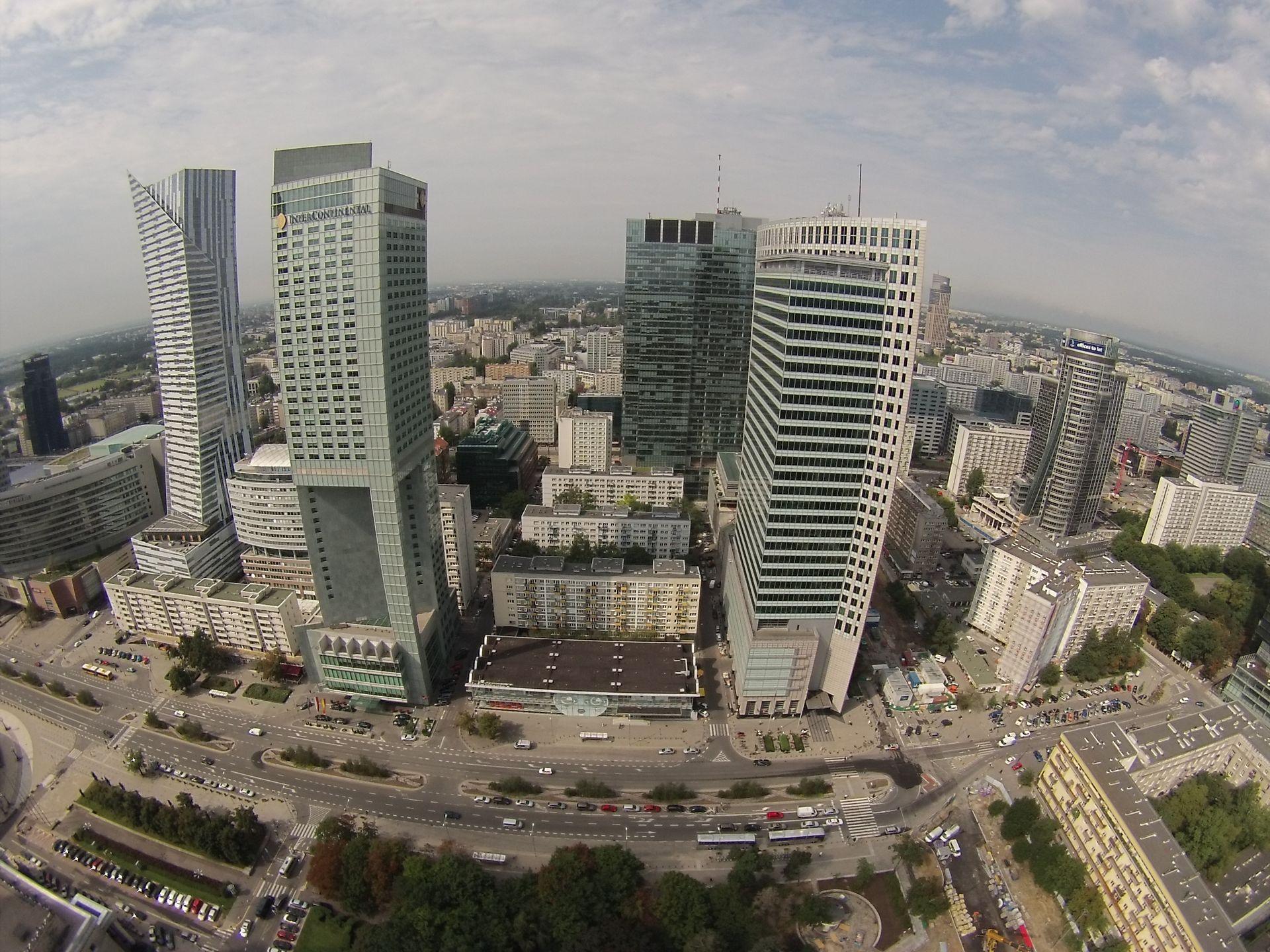 [Warszawa] Jakie wieże tworzyć będą skyline Warszawy