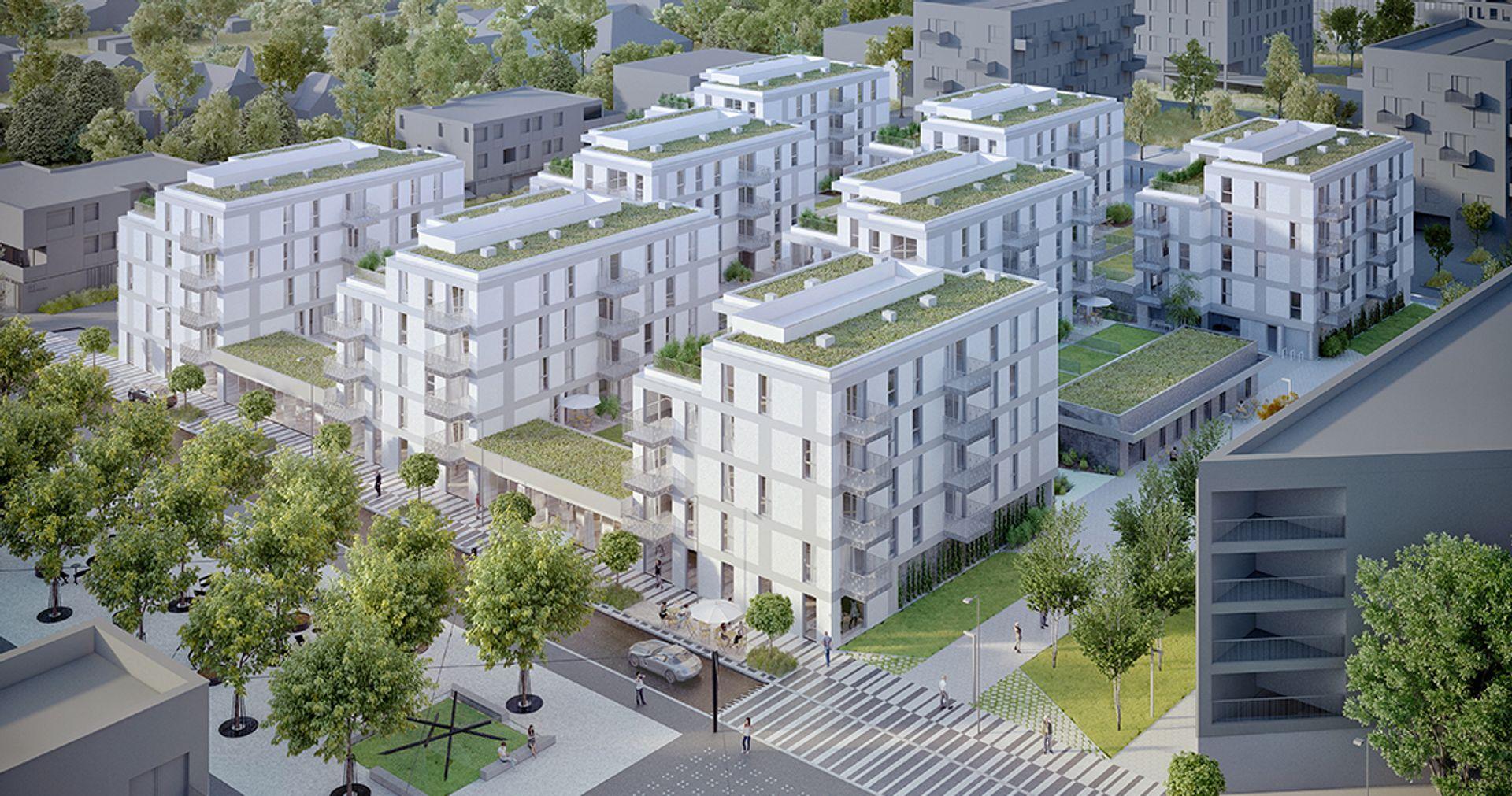 [Wrocław] Haras wybuduje dla Blockpolu osiedle Inspiracja na Nowych Żernikach