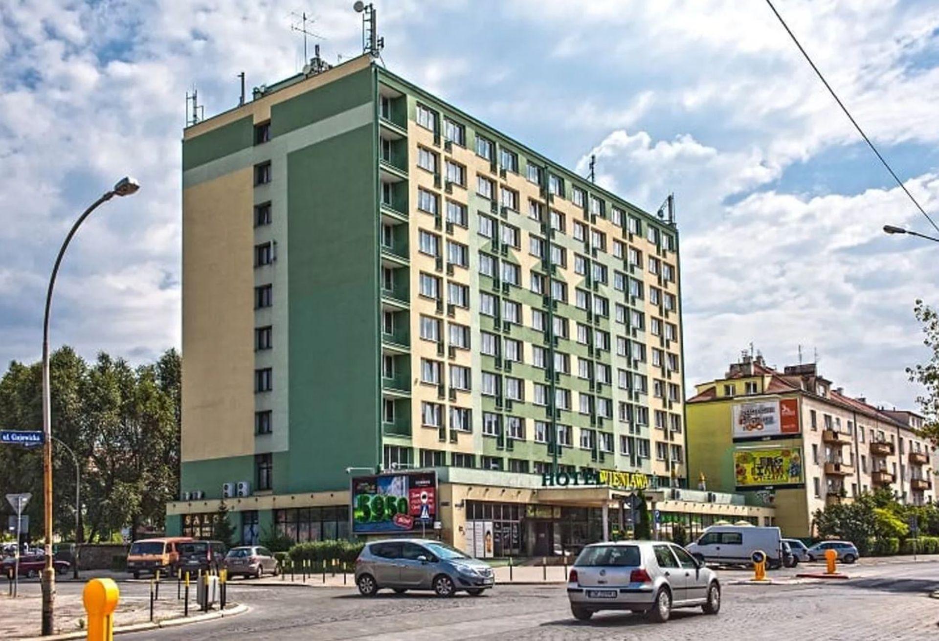 Hotel Wieniawa przy ulicy Gajowickiej przestaje być izolatorium dla chorych na CoVid-19