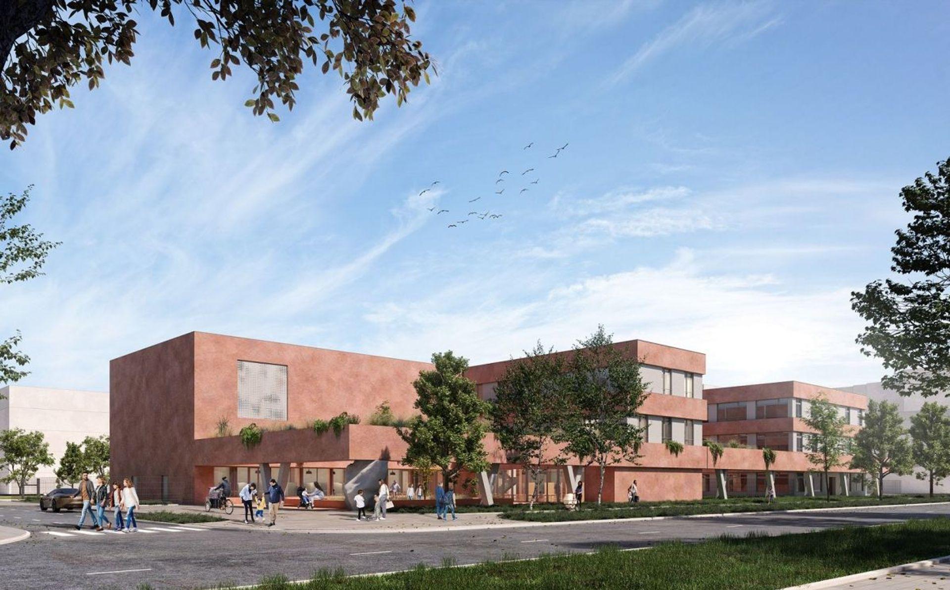 Planowana nowa szkoła podstawowa na warszawskim Mokotowie ma być większa