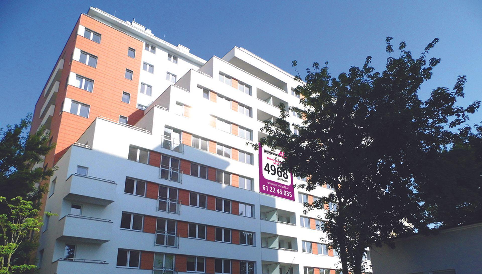 [Poznań] Duże mieszkania dla dużych rodzin