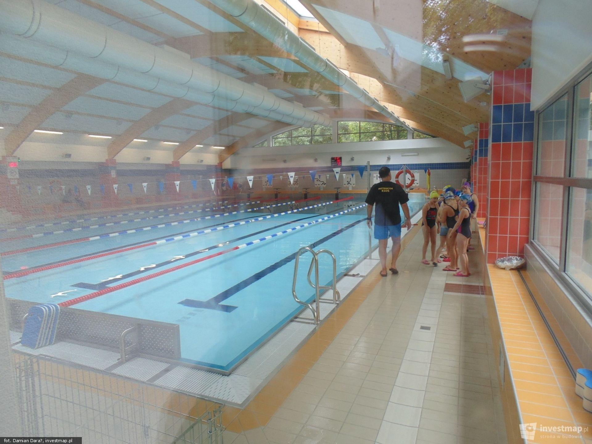 [Kraków] Za kilka lat pływacy olimpijscy potrenują w Krakowie