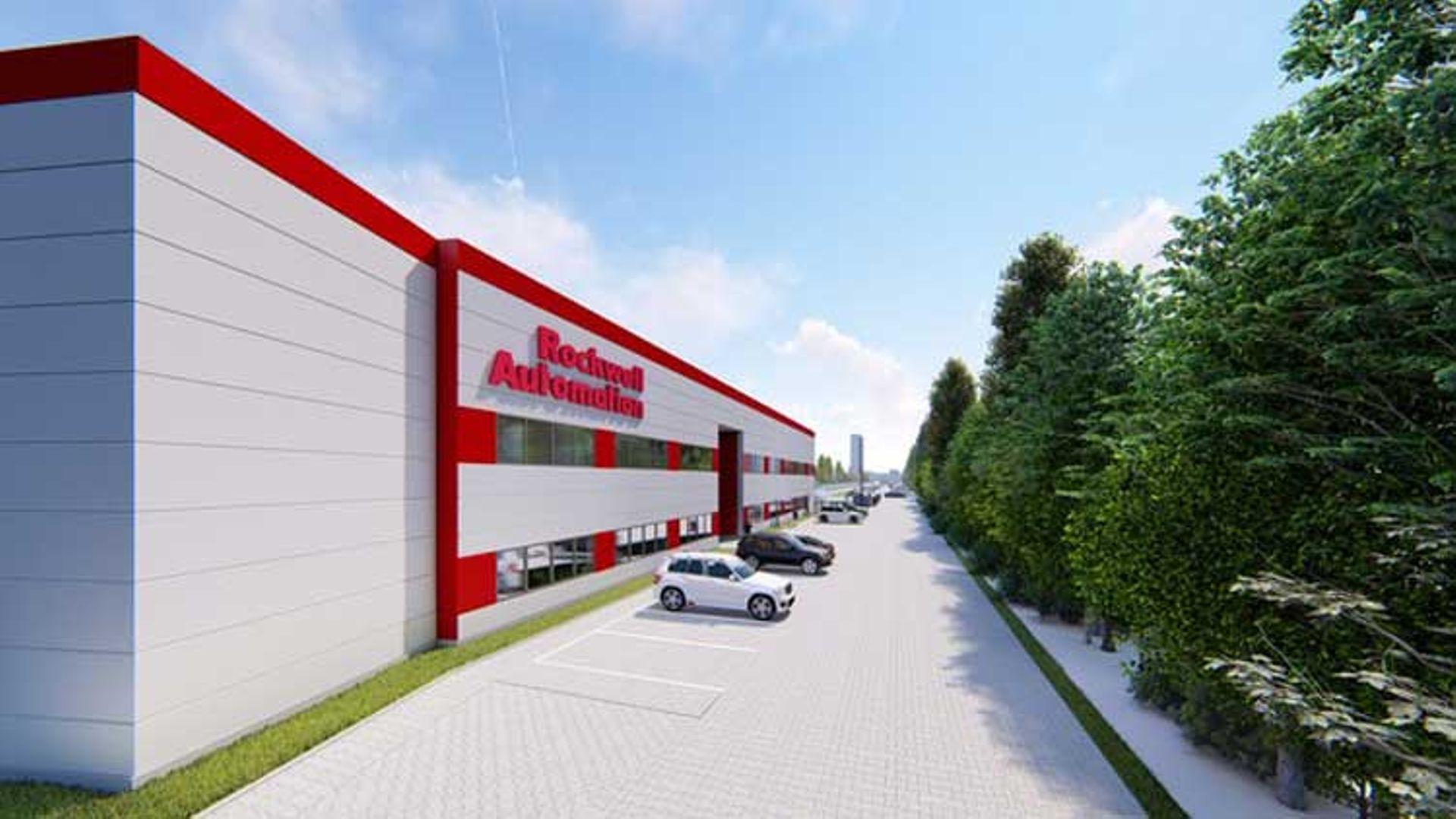 [Katowice] Panattoni wybuduje nowy zakład produkcyjny dla Rockwella w Katowicach