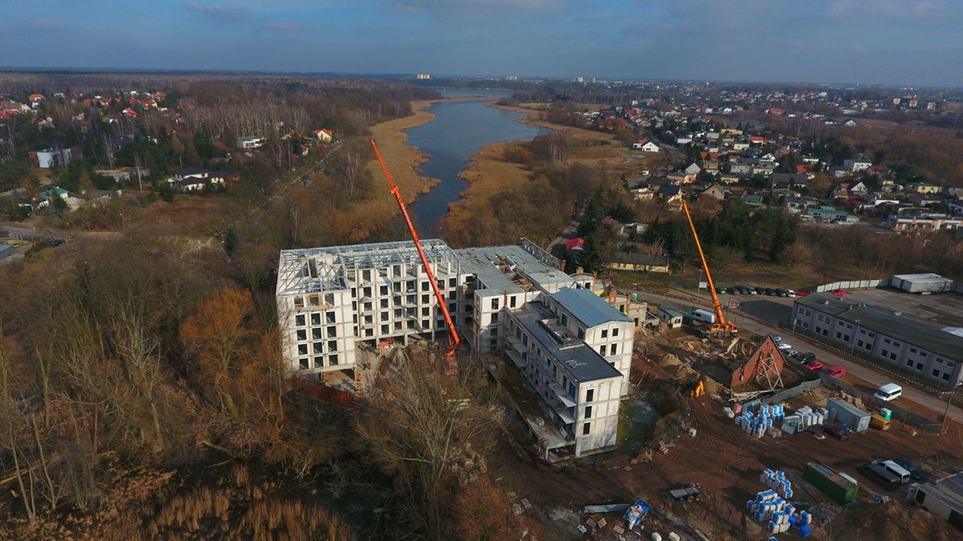 [Poznań] Budowy Młyna i Nadolnika w Poznaniu nabierają tempa