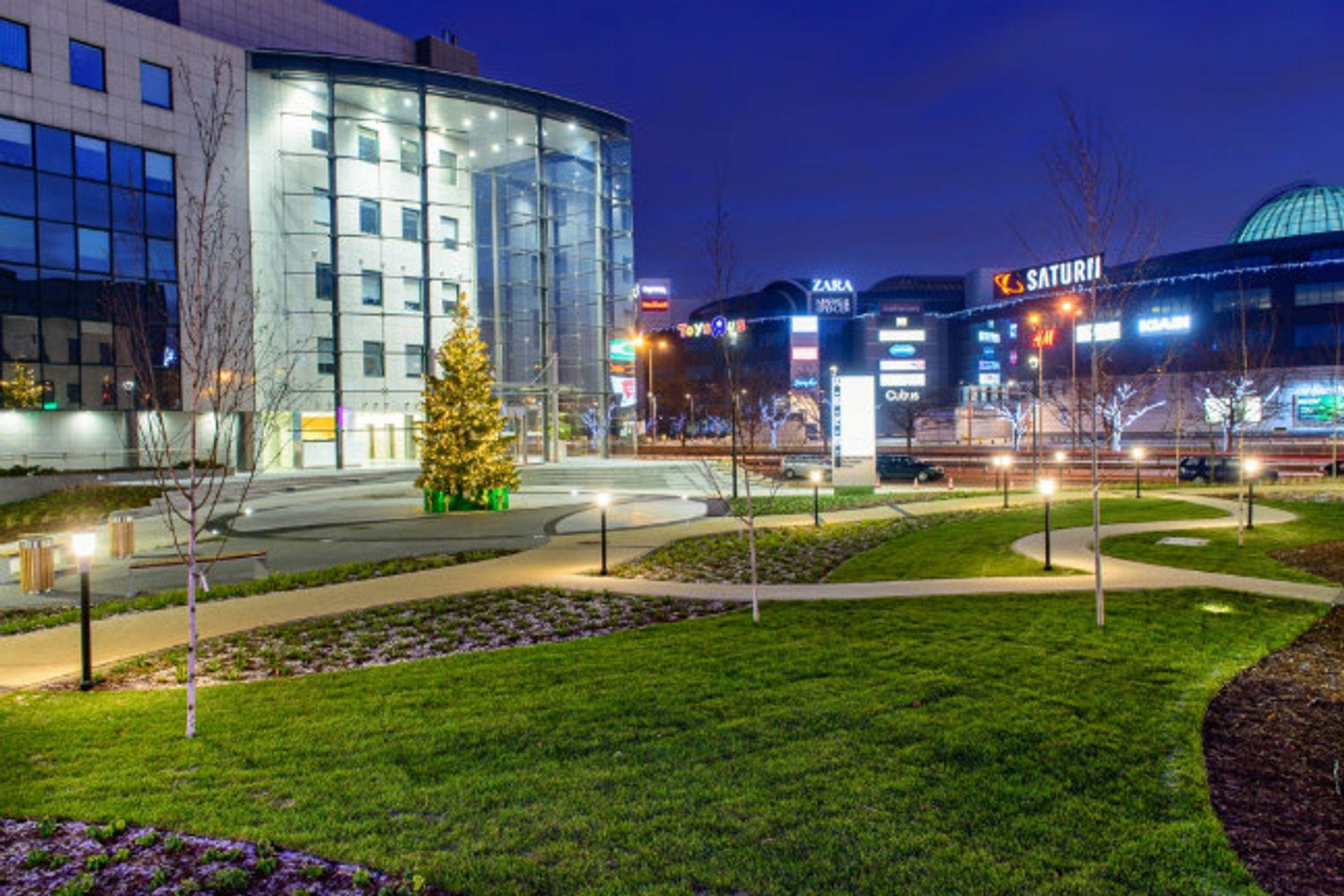[Warszawa] Jerozolimskie Business Park w nowej odsłonie rusza z rekomercjalizacją