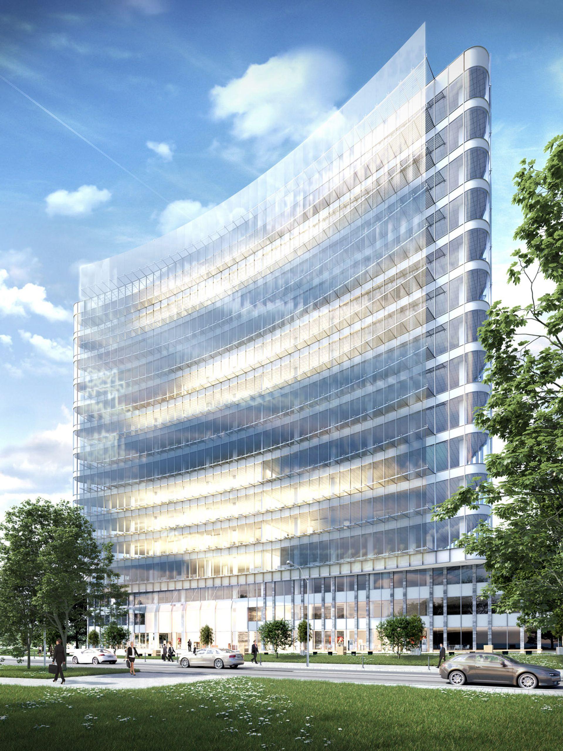 [Wrocław] Przedłuża się sprzedaż działki przy Fabrycznej. Stanie tam Carbon Tower