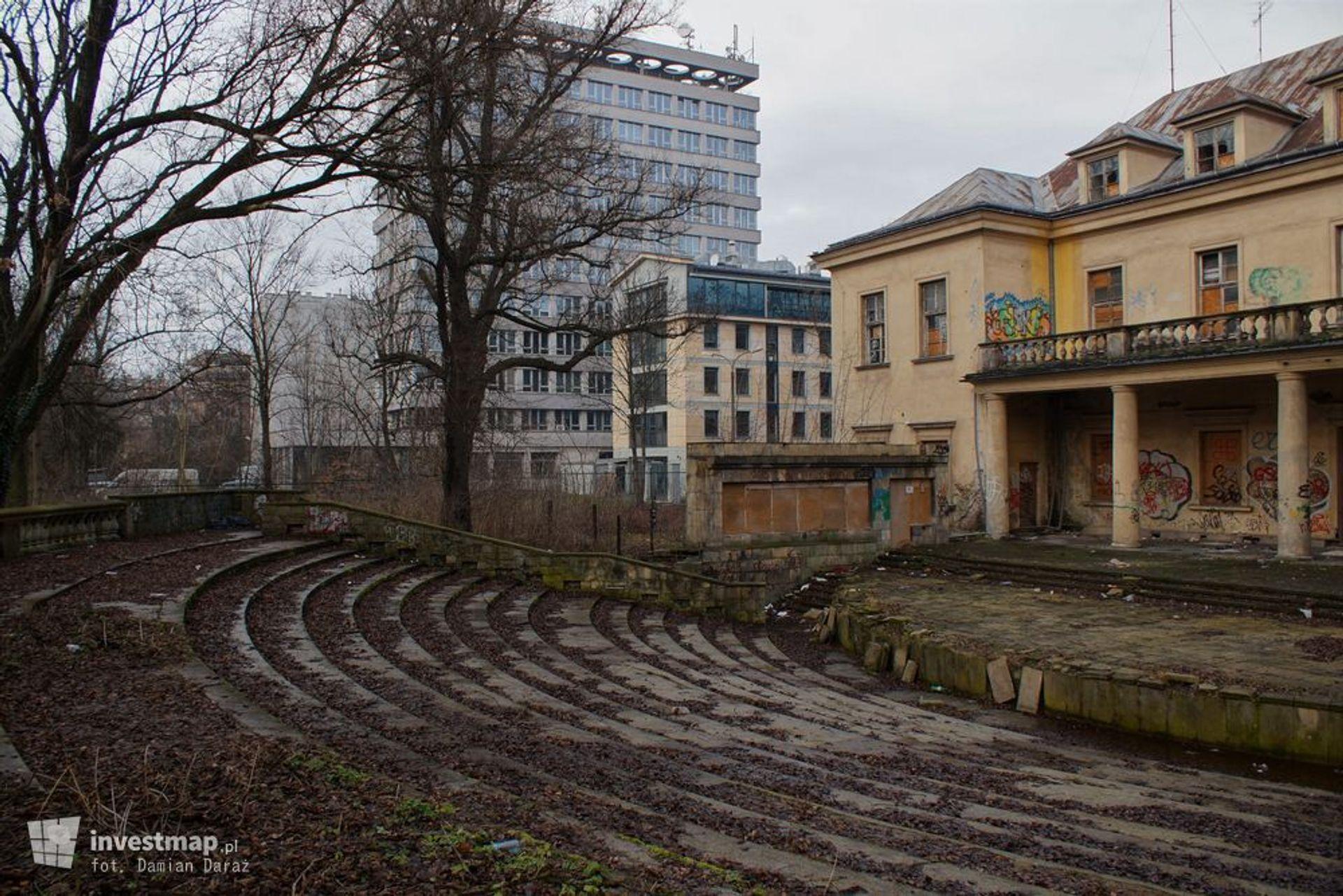 Kraków: Dworek Tarnowskich zostanie odnowiony