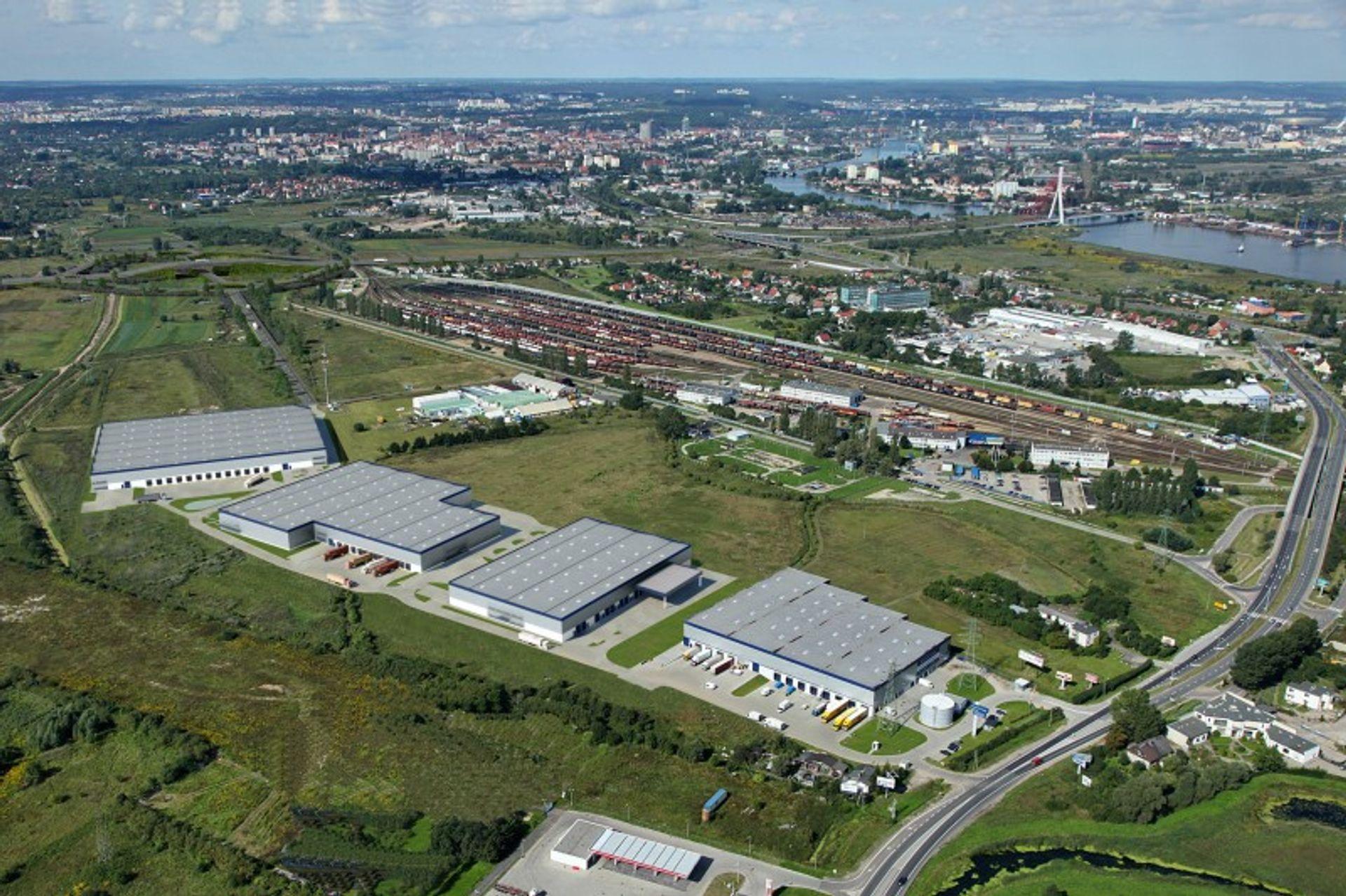 [Gdańsk] Bufab Poland wynajął powierzchnię w Panattoni Park Gdańsk