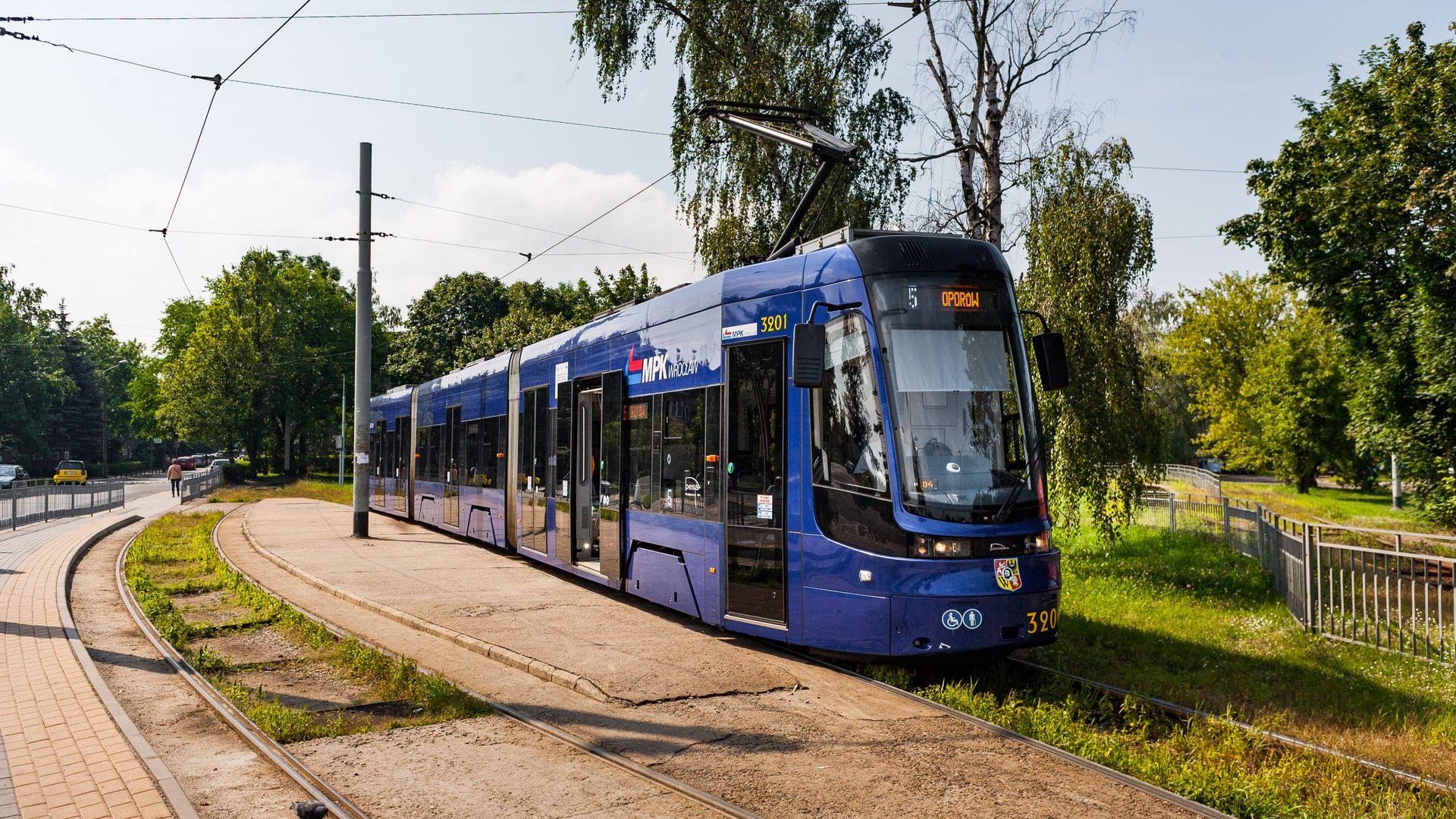 [Wrocław] Znamy wynik przetargu na nowe tramwaje. MPK wybrało Moderusy