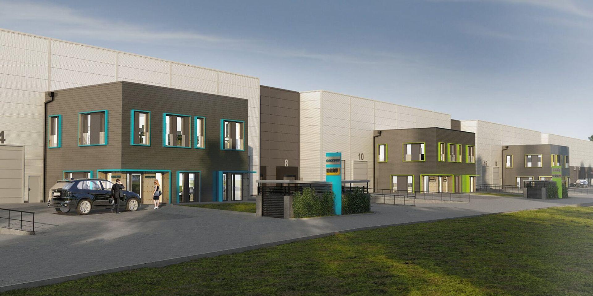 [Wrocław] Citylink rozpoczyna budowę magazynów Small Buissnes Units we Wrocławiu