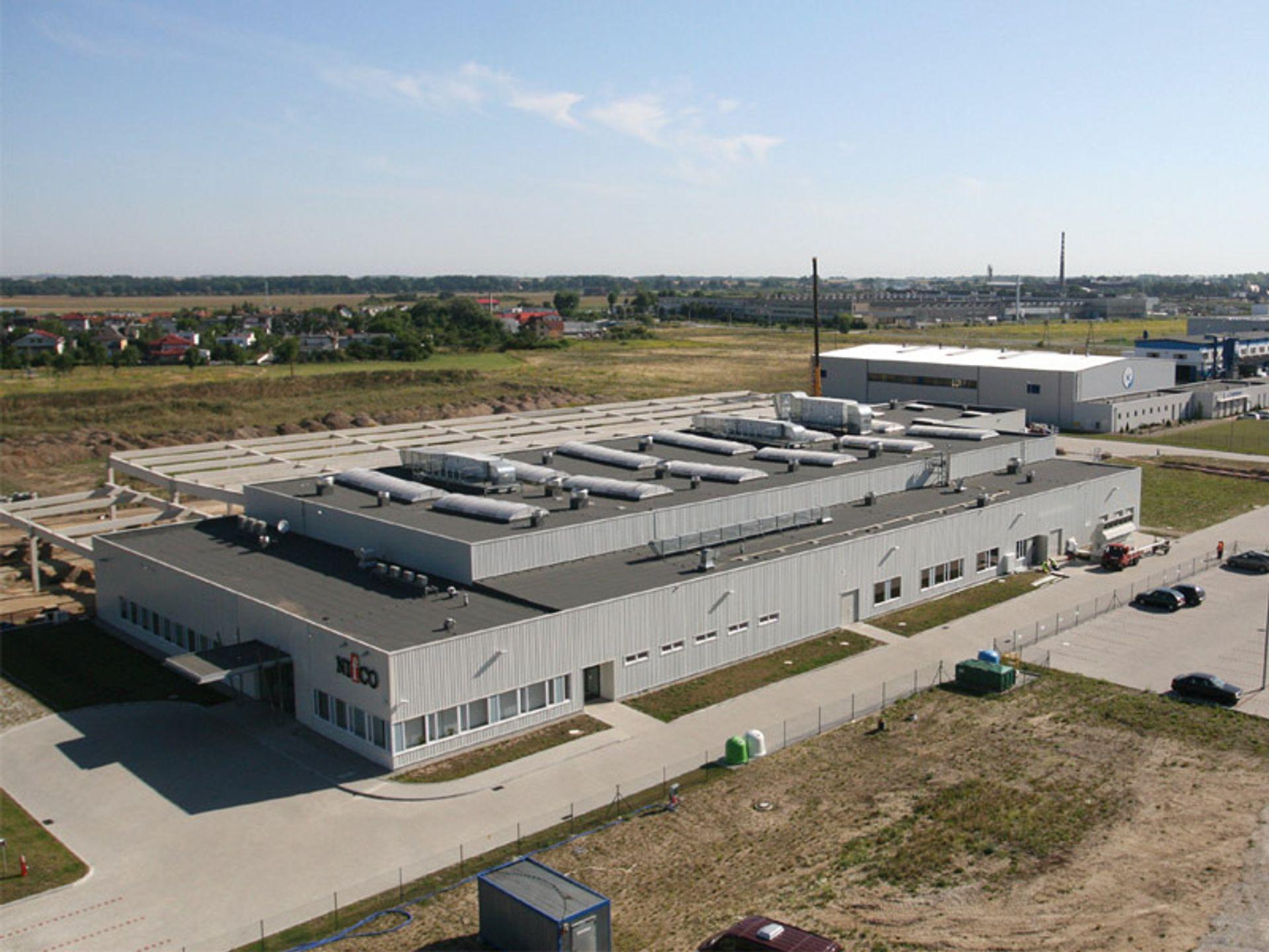 [dolnośląskie] Nifco przyspiesza z inwestycją w Świdnicy