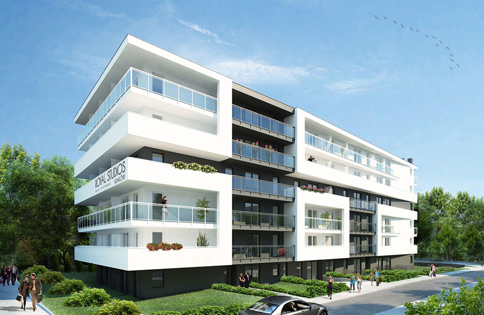 Kraków: Royal Studios Smart Apartments – w sąsiedztwie Uniwersytetu Rolniczego powstają mikroapartamenty