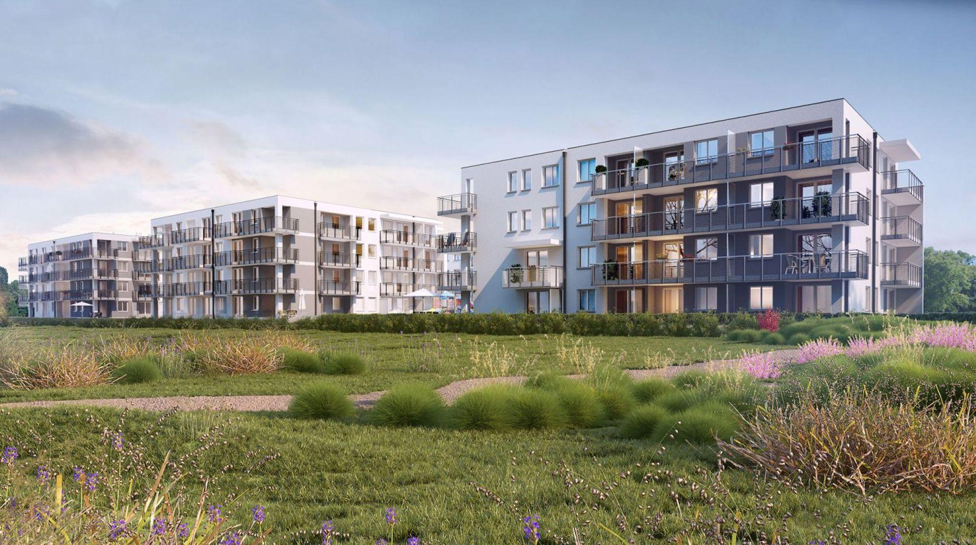[Warszawa] Mieszkania na osiedlu Viva Garden 4 wprowadzone do oferty