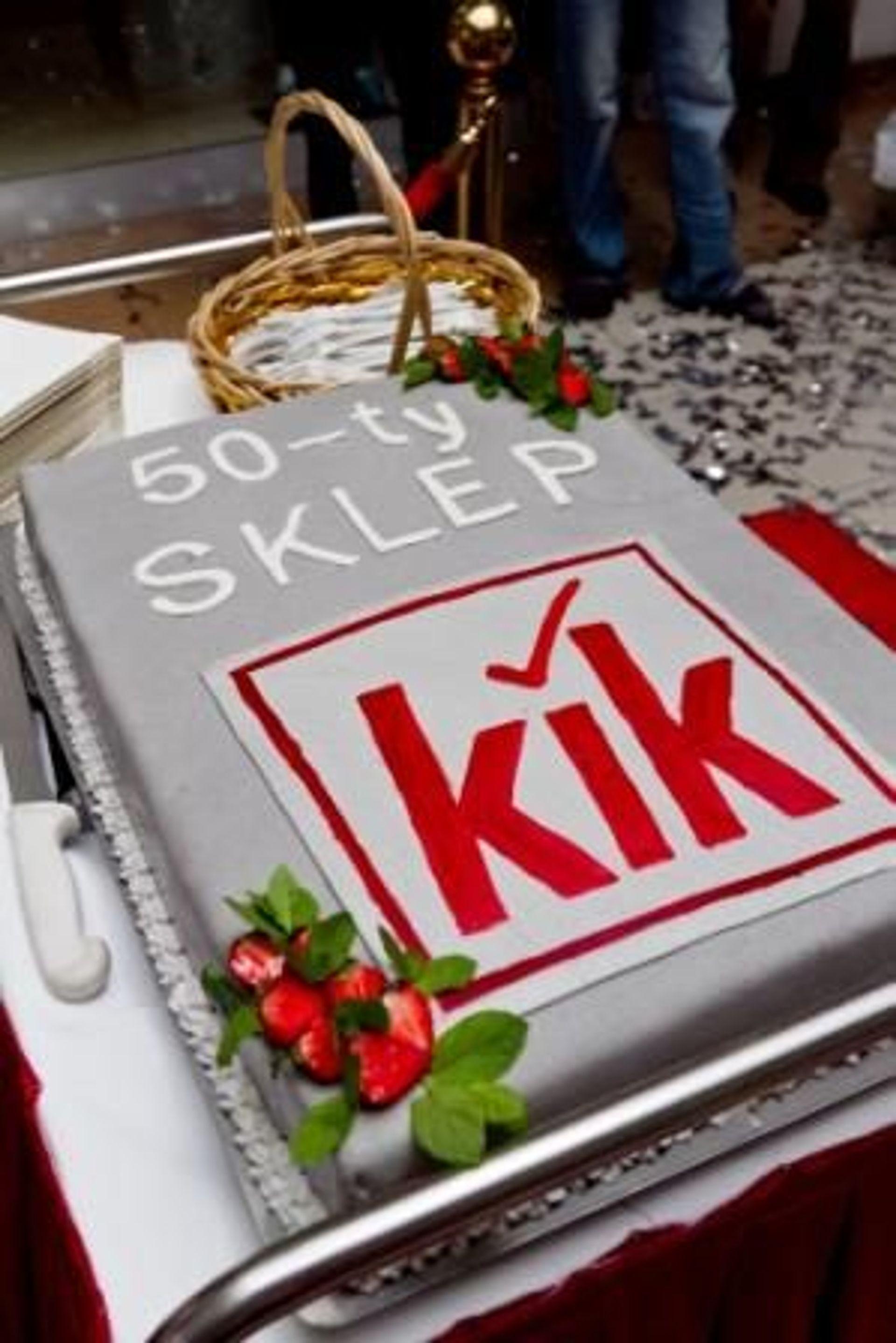 [dolnośląskie] Sieć KiK z dumą otwiera 50-ty sklep w Legnicy