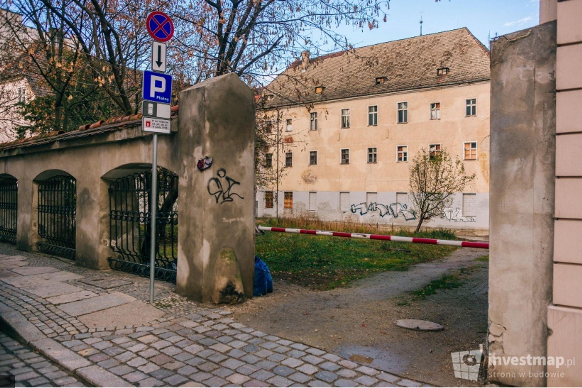 Wrocław: Przeciąga się proces uzyskania pozwoleń na realizację hotelu w zabytkowym klasztorze
