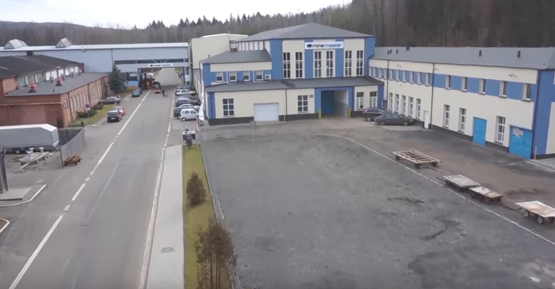 Dolny Śląsk: Mine Master rozbuduje fabrykę w Złotoryi