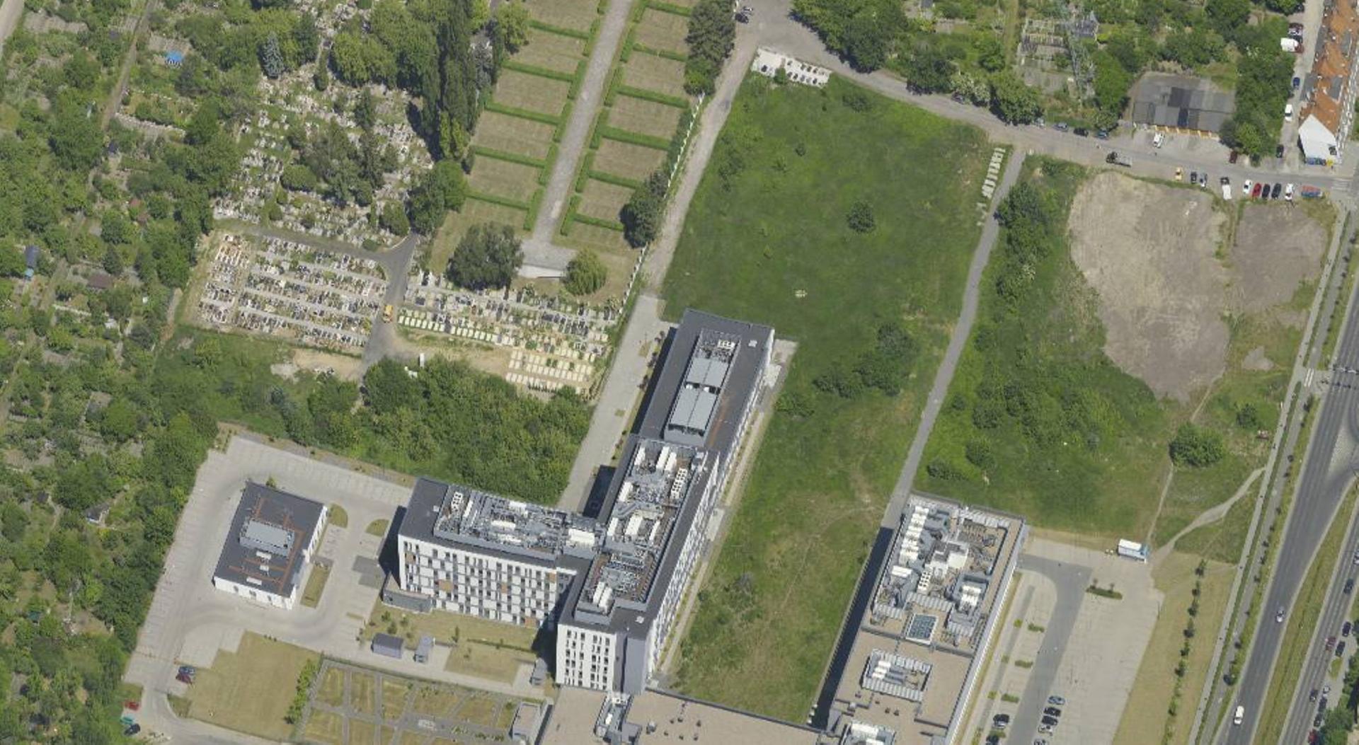 Wrocław: W sąsiedztwie parku Skowroniego powstanie hotel