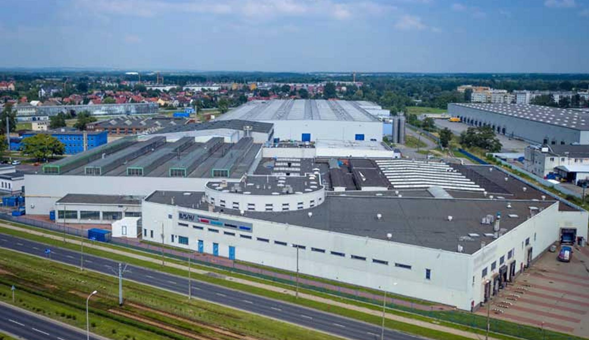 [Wrocław] Niemiecki koncern BSH zainwestował we Wrocławiu pół miliarda złotych. Będzie 1300 nowych miejsc pracy