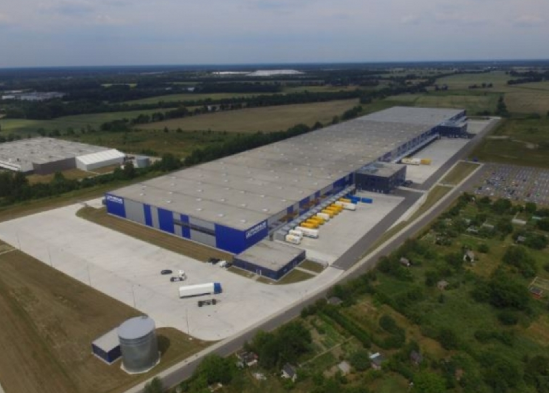 Dolny Śląsk: Przybędzie 1000 nowych miejsc pracy w Bolesławcu dzięki inwestycji Rhenus Logistics