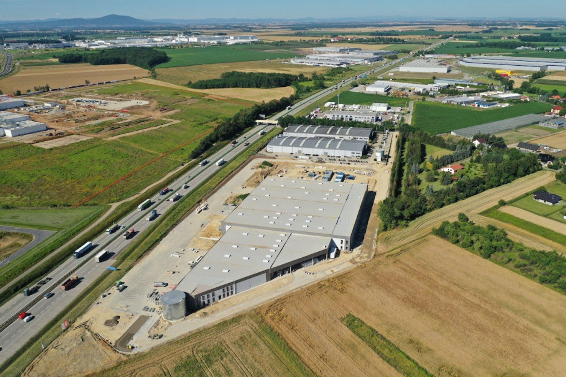 Niemiecka firma Garbe Industrial Real Estate GmbH inwestuje w aglomeracji wrocławskiej