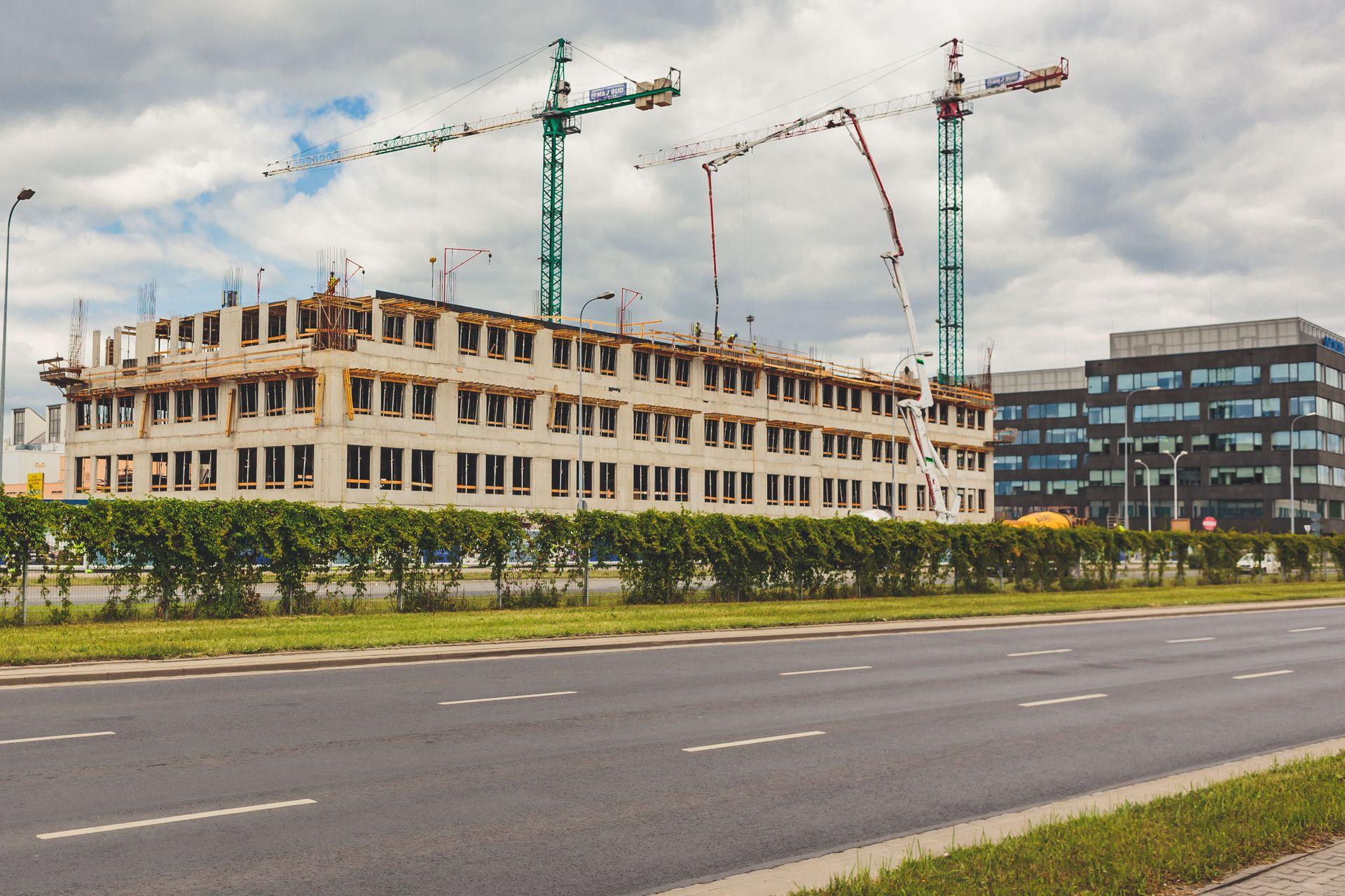 [Wrocław] Miała być Idylla, będą biurowce. Echo planuje kolejne inwestycje na Gądowie Małym [FOTO]