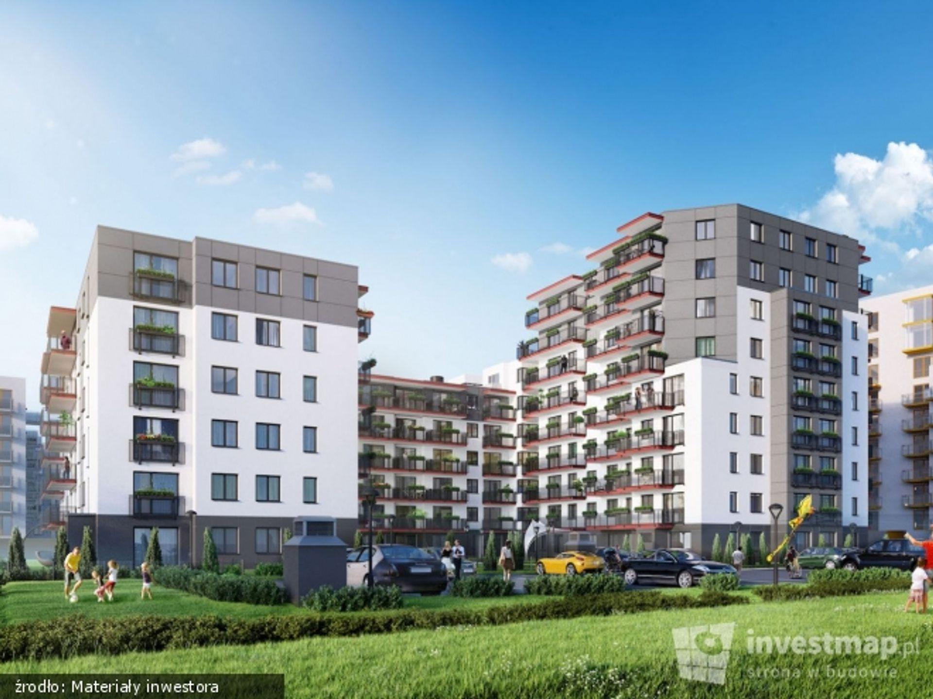 [Warszawa] Victoria Dom rozpoczyna budowę osiedla Bravo