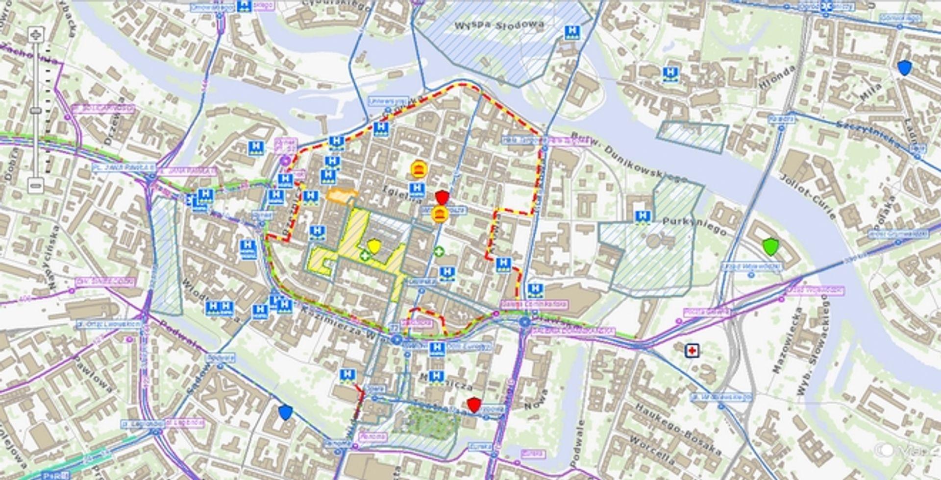 [Wrocław] Euro 2012: kibice najważniejsze miejsca znajdą na internetowej mapie