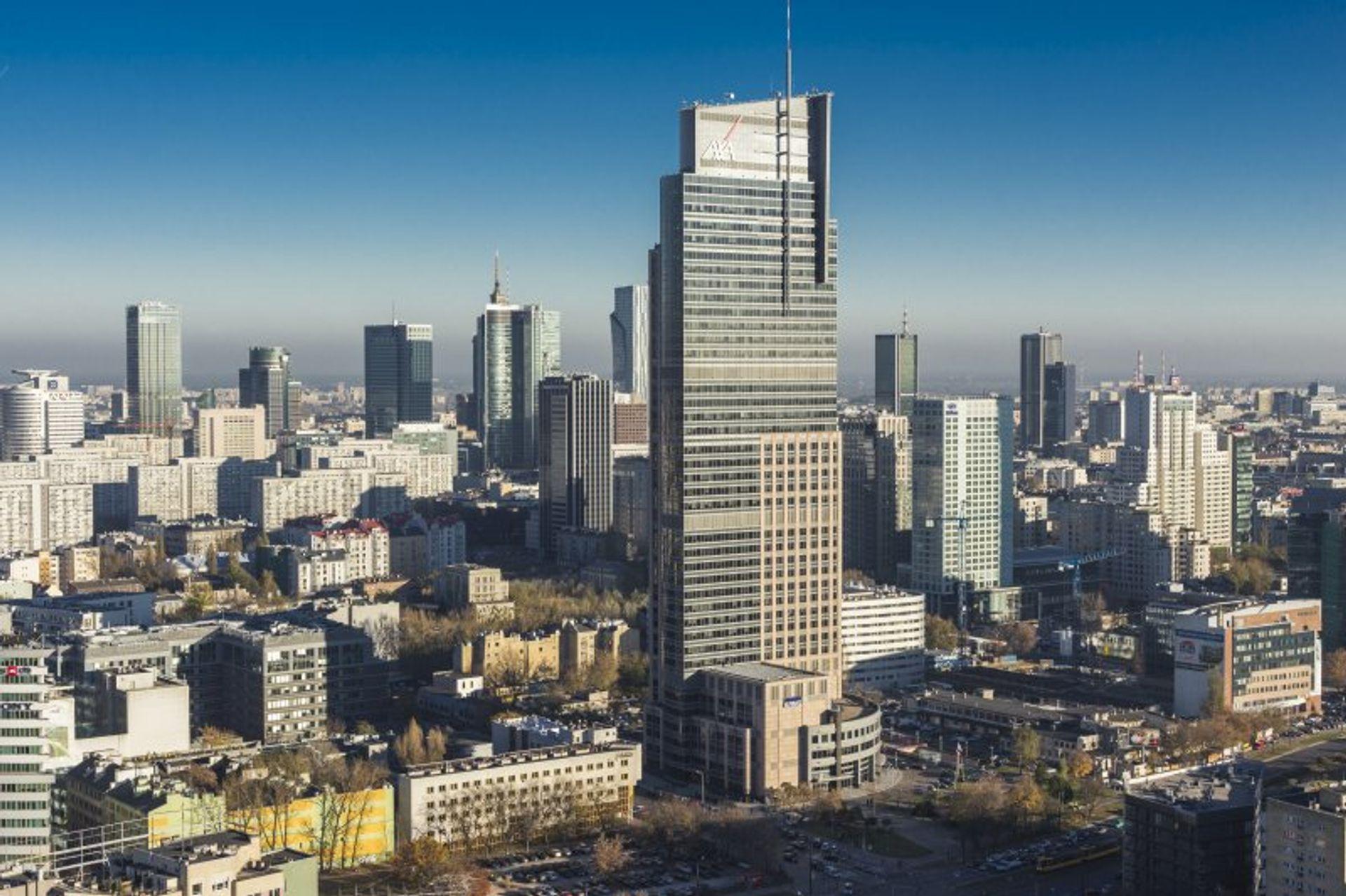[Warszawa] Nowe umowy najmu w Warsaw Trade Tower