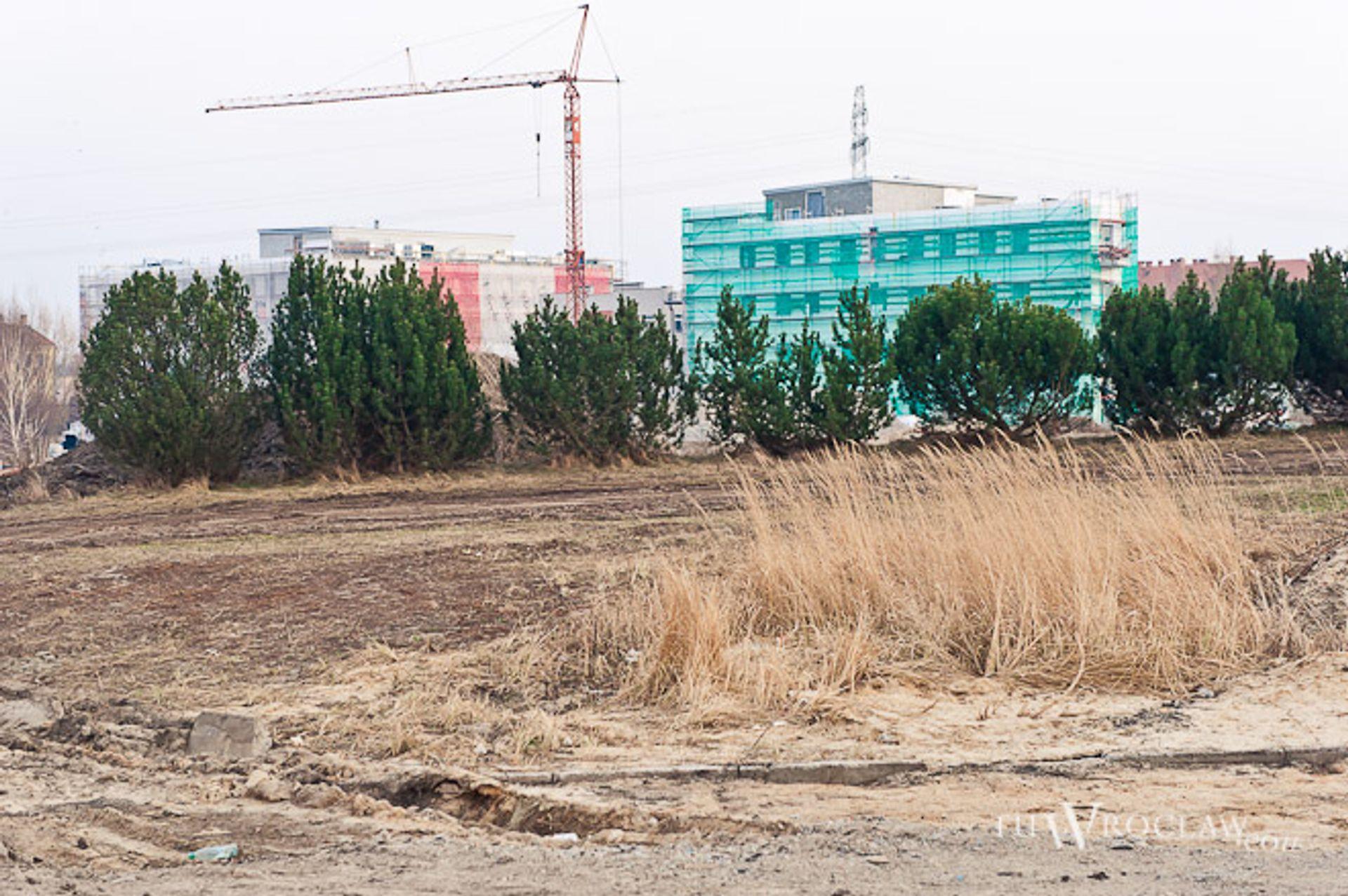[Wrocław] Grunty inwestycyjne we Wrocławiu tracą na wartości - wcześniej były za drogie