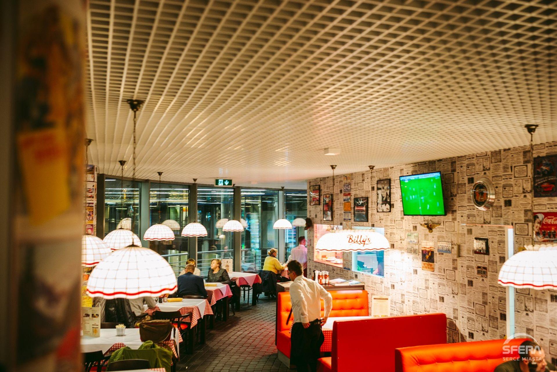 [śląskie] Nowa restauracja pod dachem galerii Sfera w Bielsku-Białej