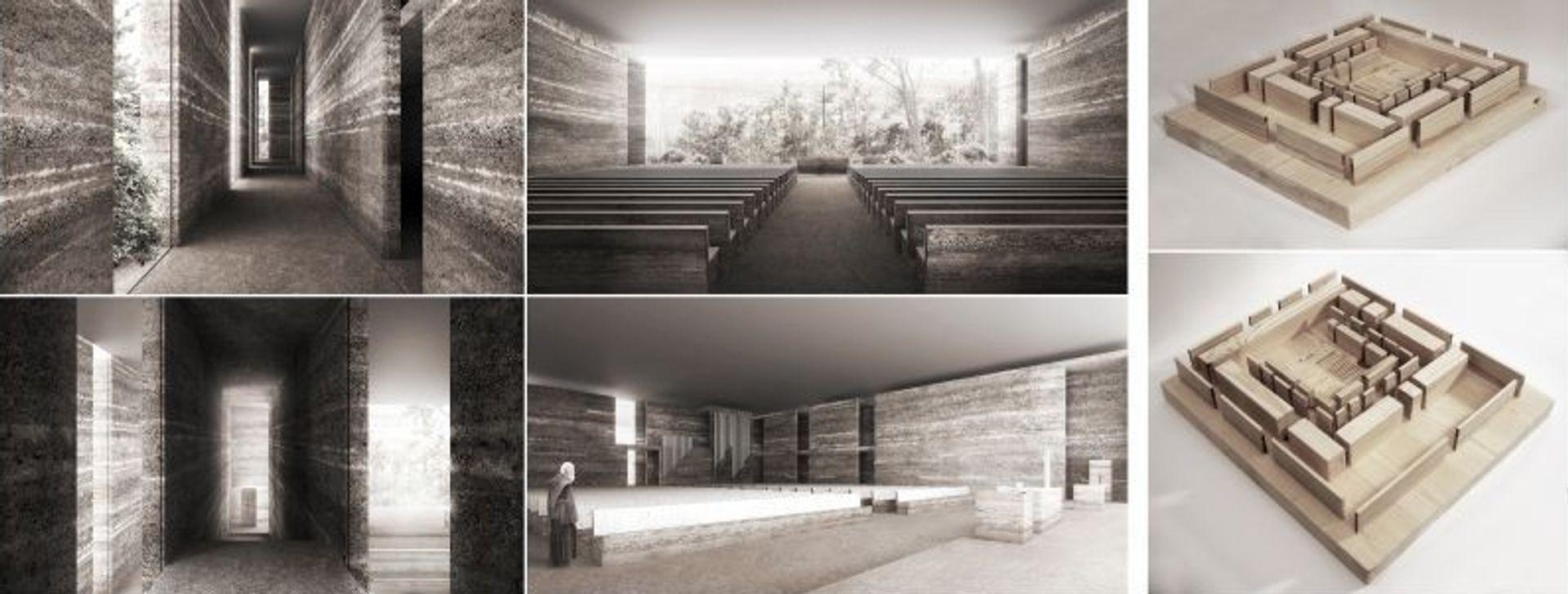[Wrocław] Tak może wyglądać kościół na Nowych Żernikach. Są wyniki konkursu