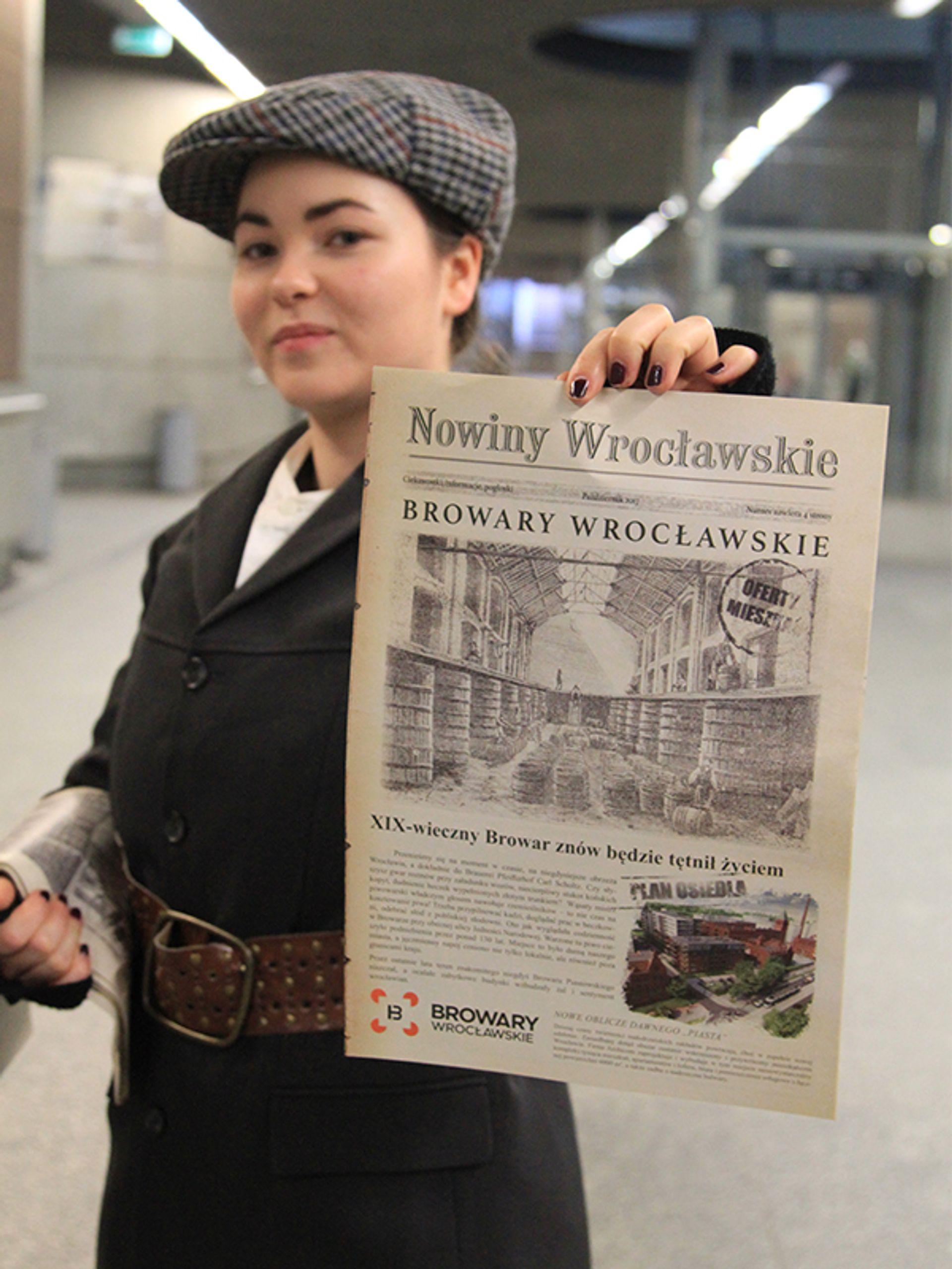 [Wrocław] Archicom wydaje własną gazetę