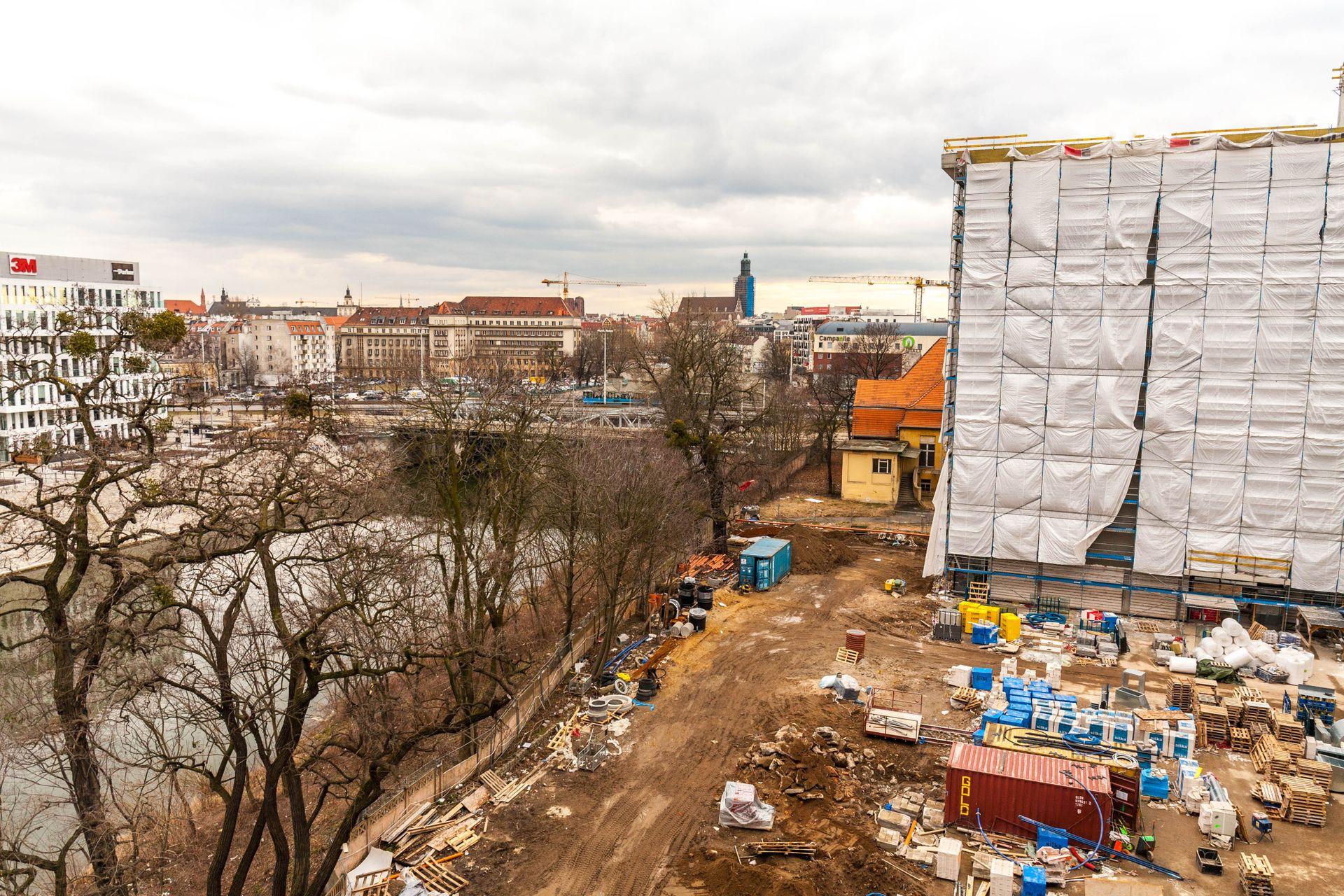 Wrocław: River Point – obserwuj życie miasta z wyjątkowej perspektywy