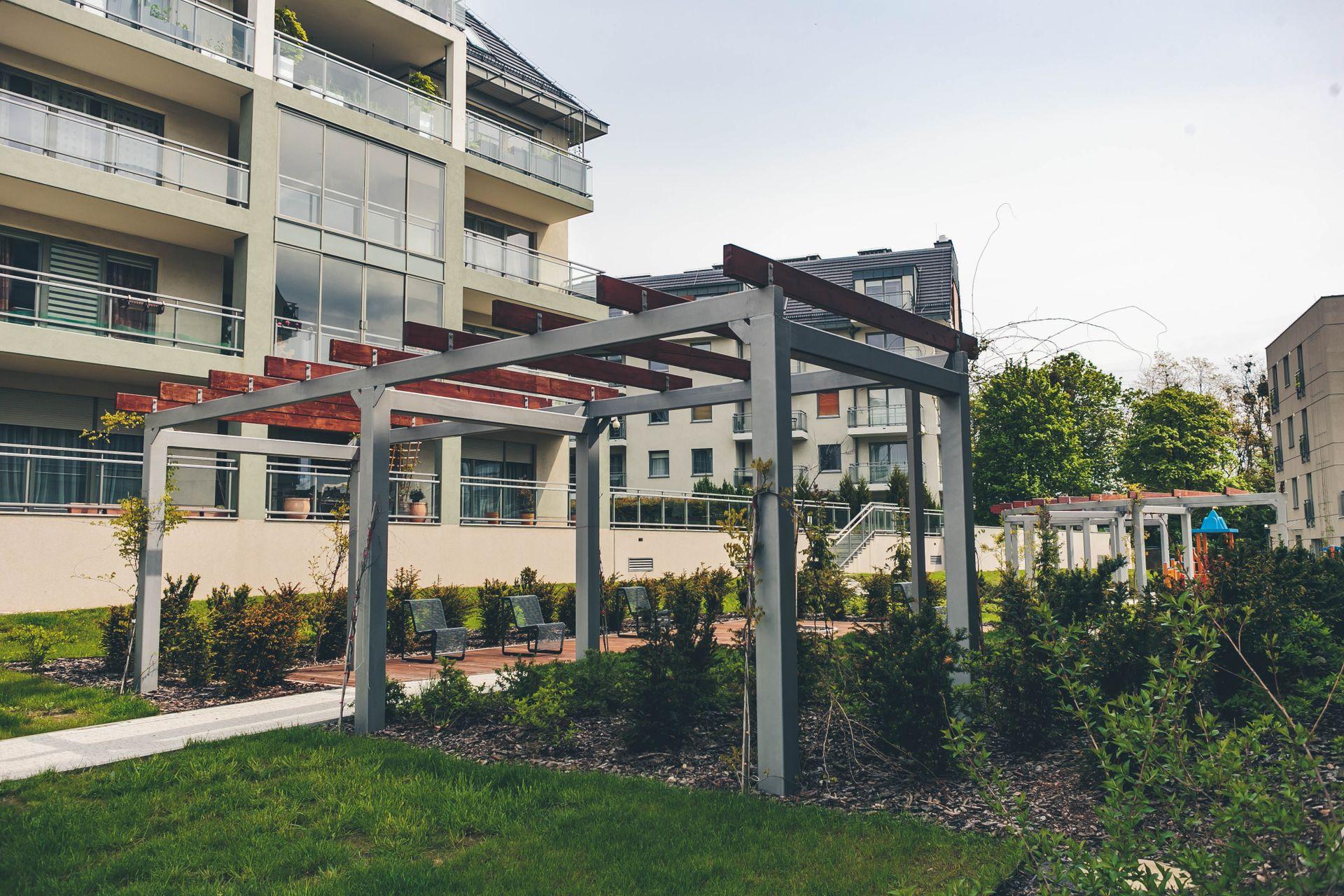[Wrocław] Luksusowe apartamenty, sala fitness i położenie w centrum – to łączą w sobie Ogrody Hallera