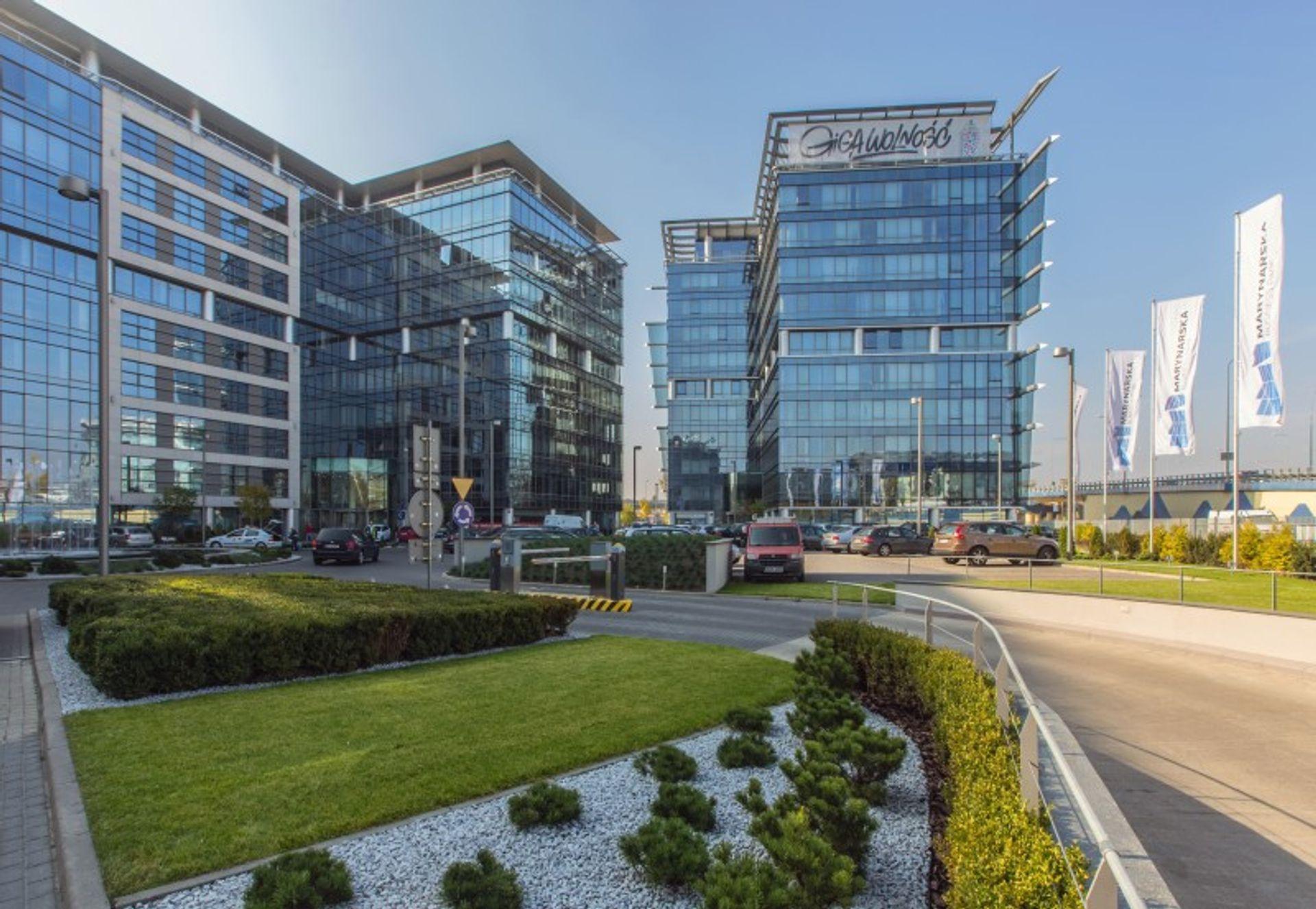 [Warszawa] Marynarska Business Park otrzymuje certyfikat ekologiczny BREEAM In-Use International