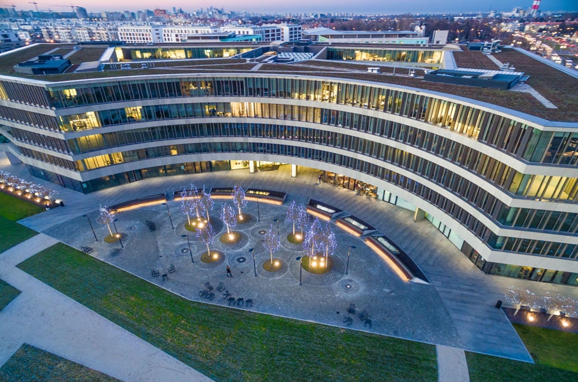 [Warszawa] Grupa Capital Park podsumowuje rok 2015