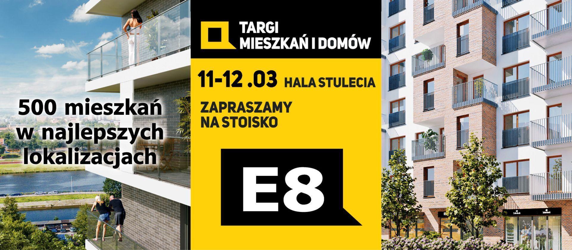 [Wrocław] Targi mieszkaniowe na hali Stulecia już w ten weekend