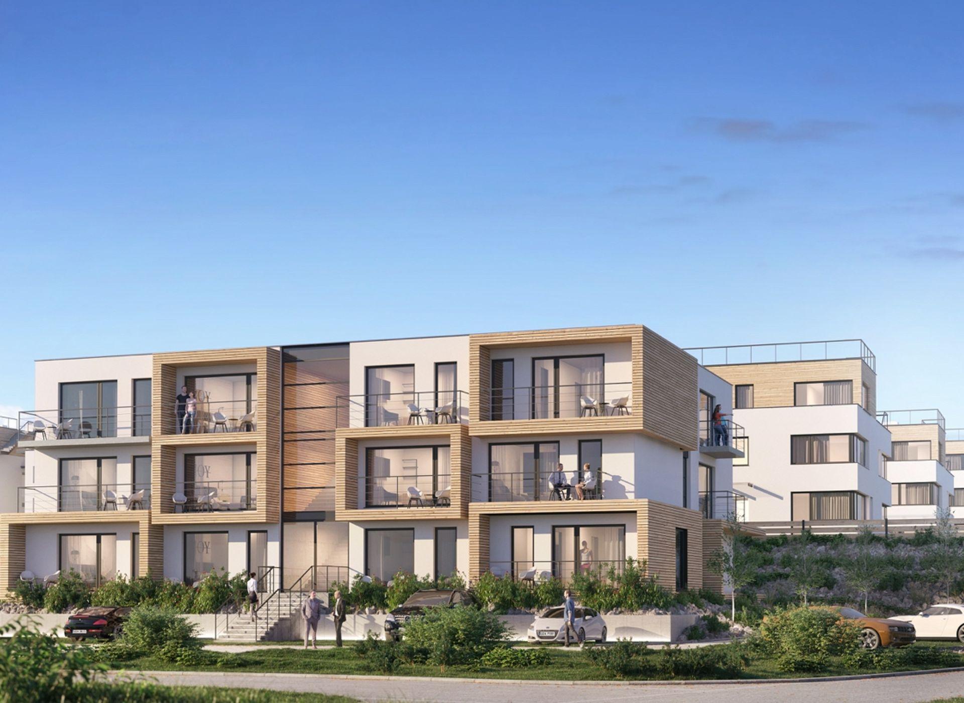 [pomorskie] Trzy razy więcej niż na lokacie – nawet tyle można zarobić inwestując w nadmorski aparthotel z widokiem na morze