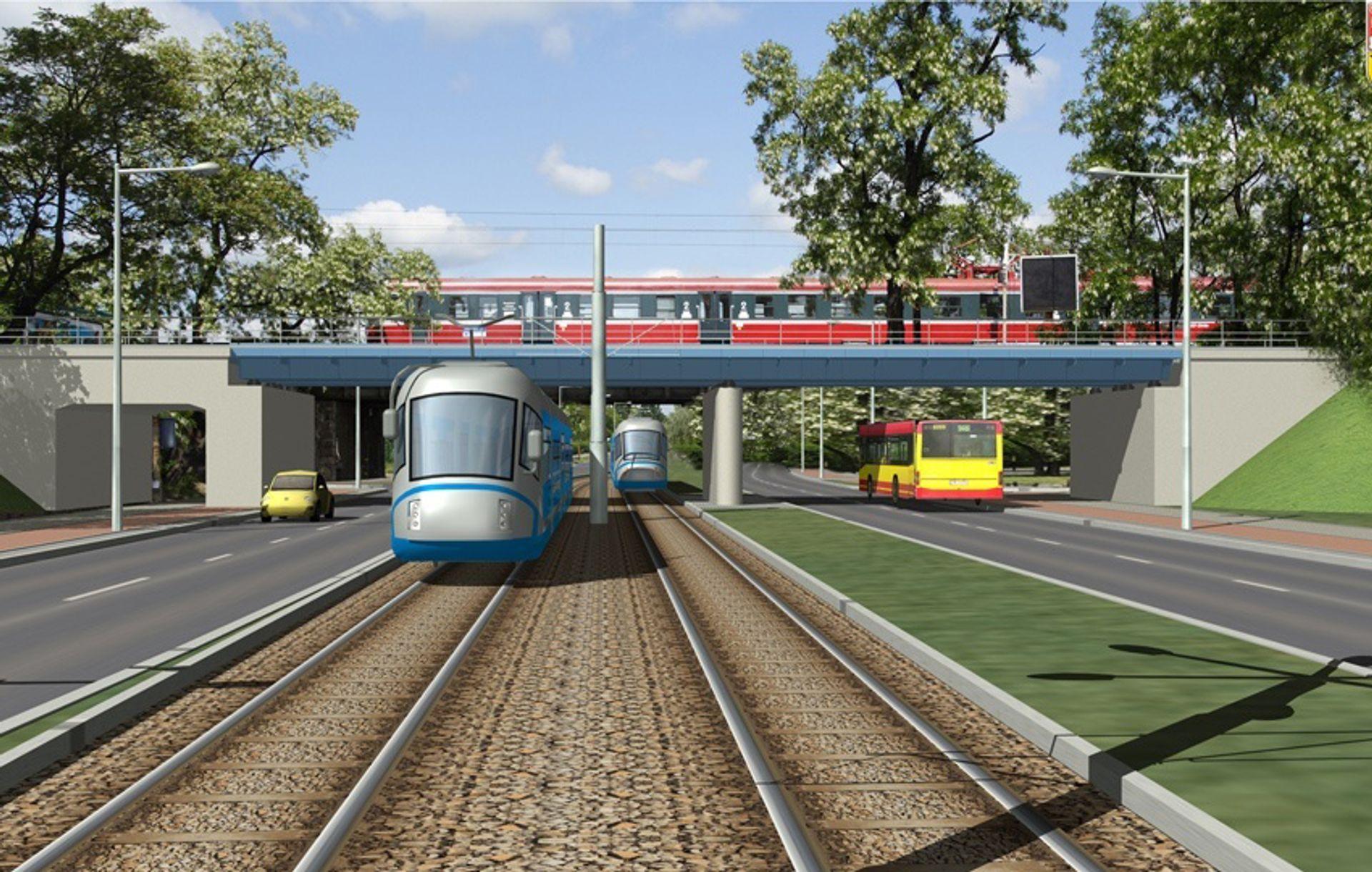 [Wrocław] Nowa linia tramwajowa przez Popowicką dojedzie na Maślice? Jest petycja