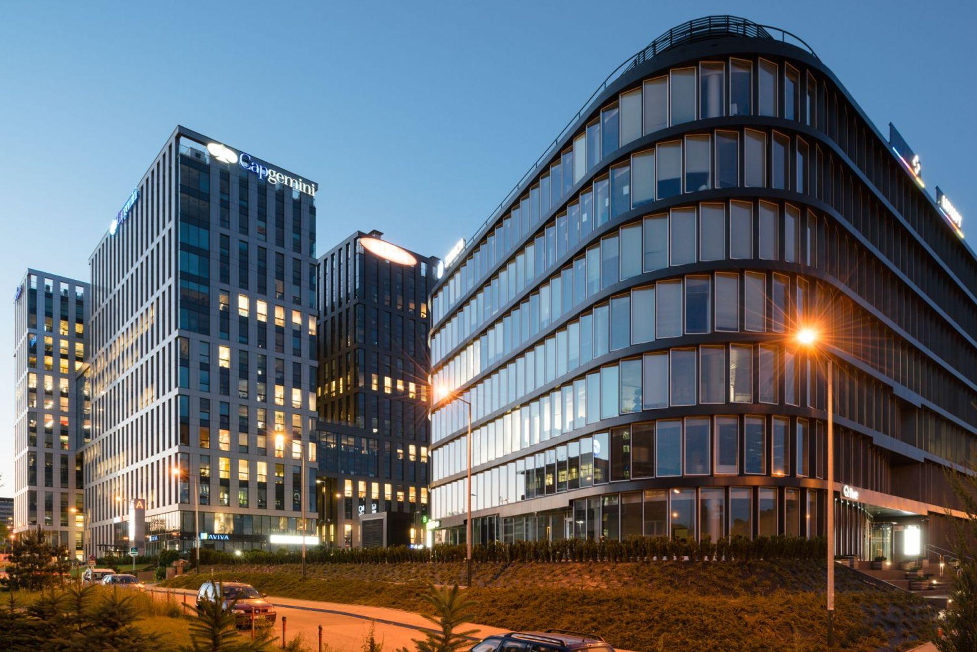 [Kraków] Kompleks biurowy Quattro Business Park w Krakowie sprzedany