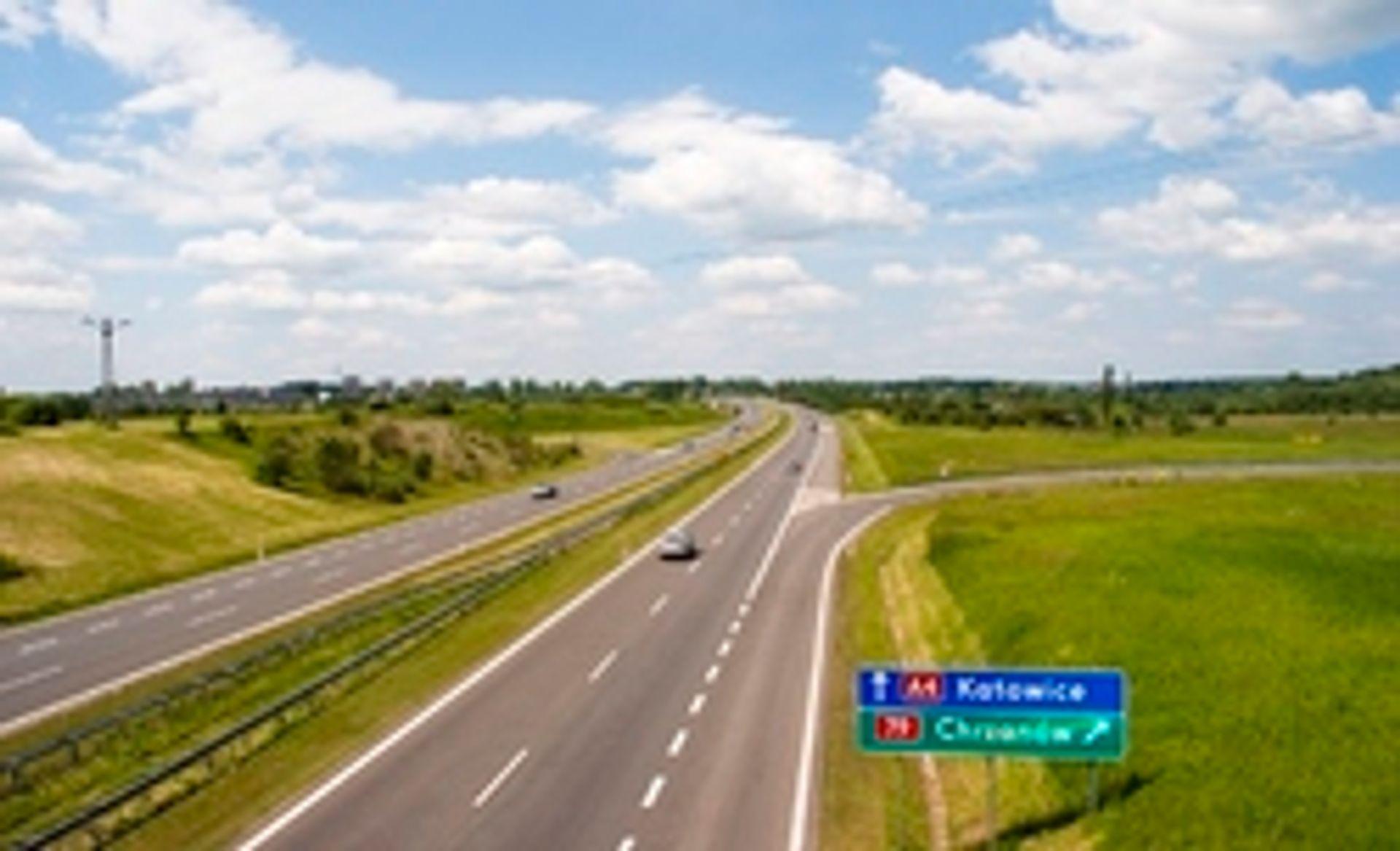 [śląskie] A4 Katowice-Kraków przygotowana do Euro 2012