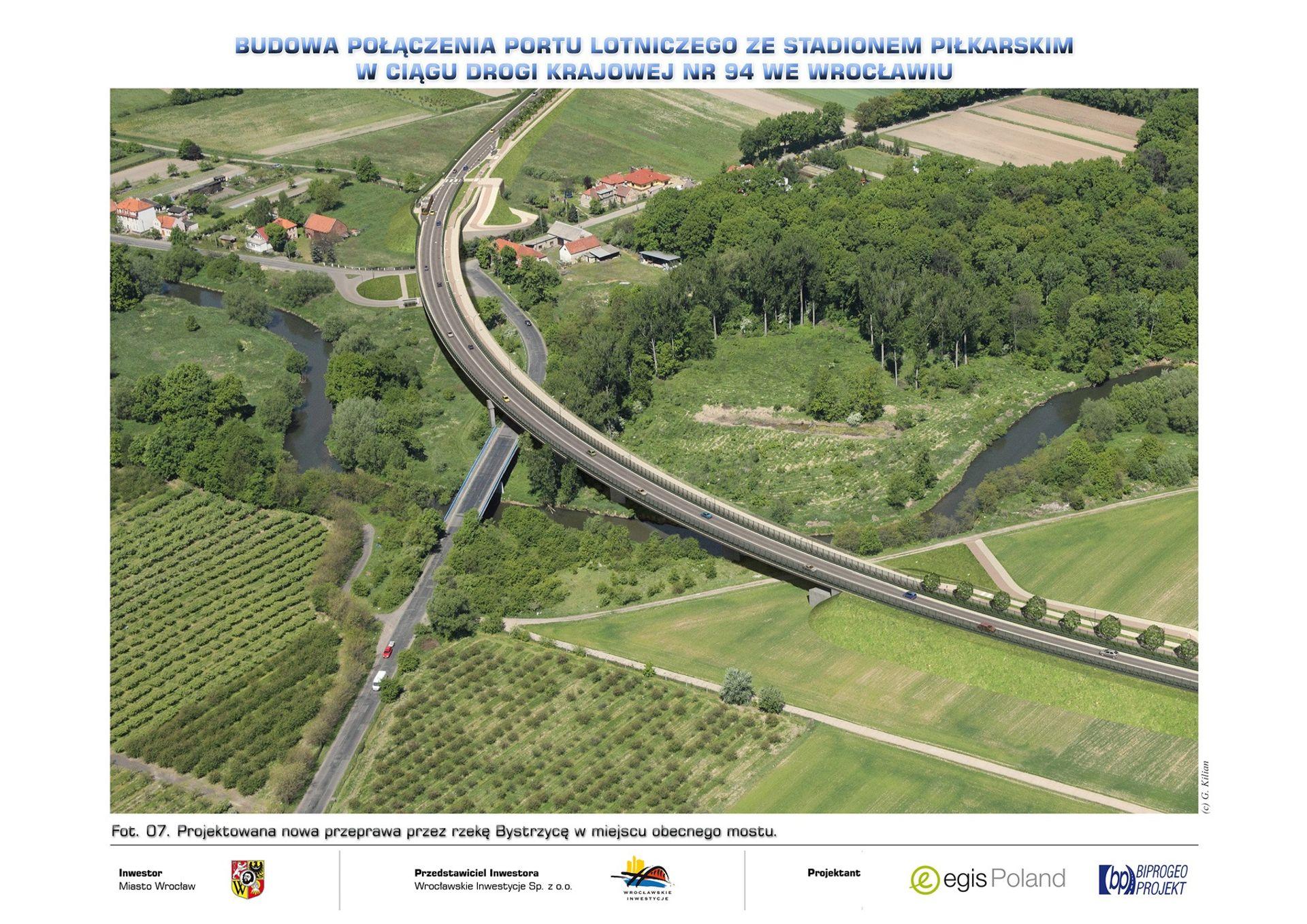 [Wrocław] Ponad 2 mln złotych za projekt drugiego etapu obwodnicy Leśnicy