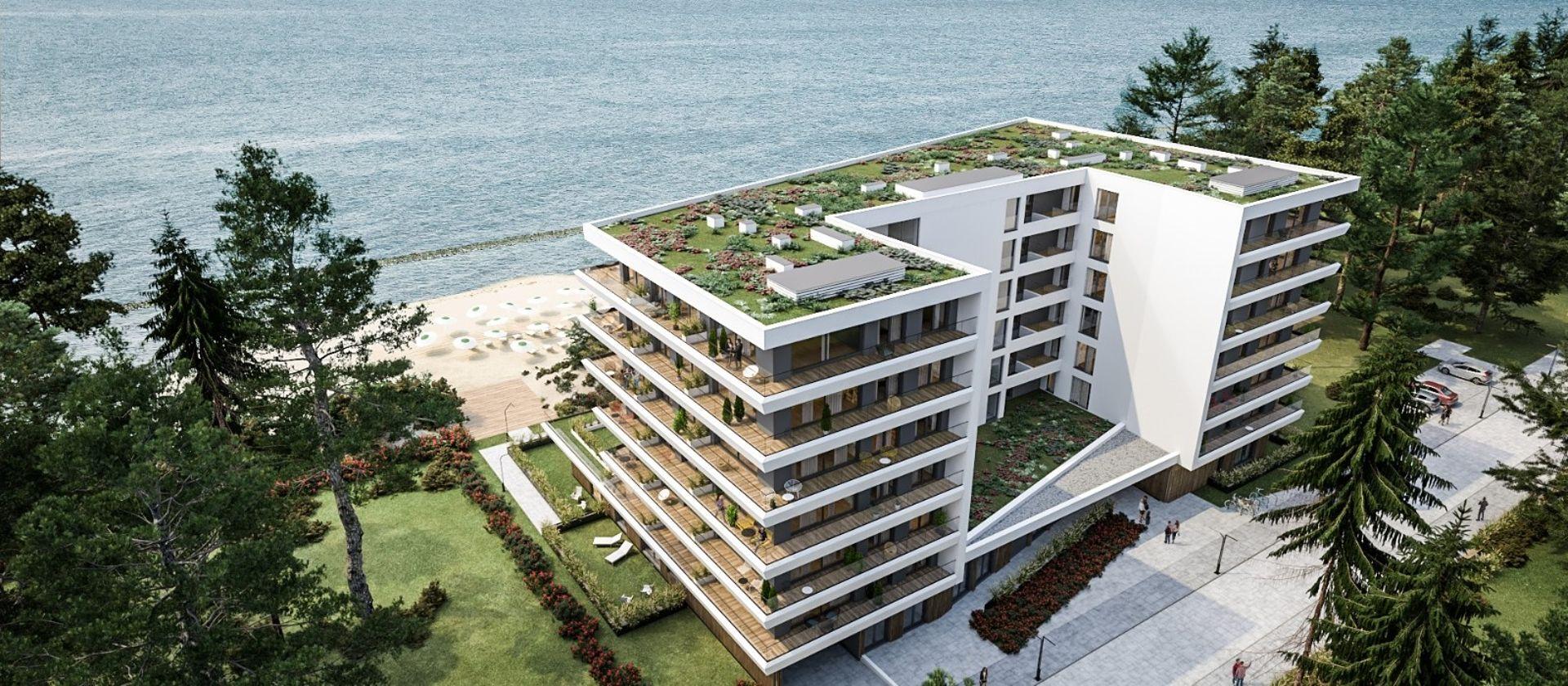 Apartamenty Nautic Park w Darłowie zaproszą nad Bałtyk