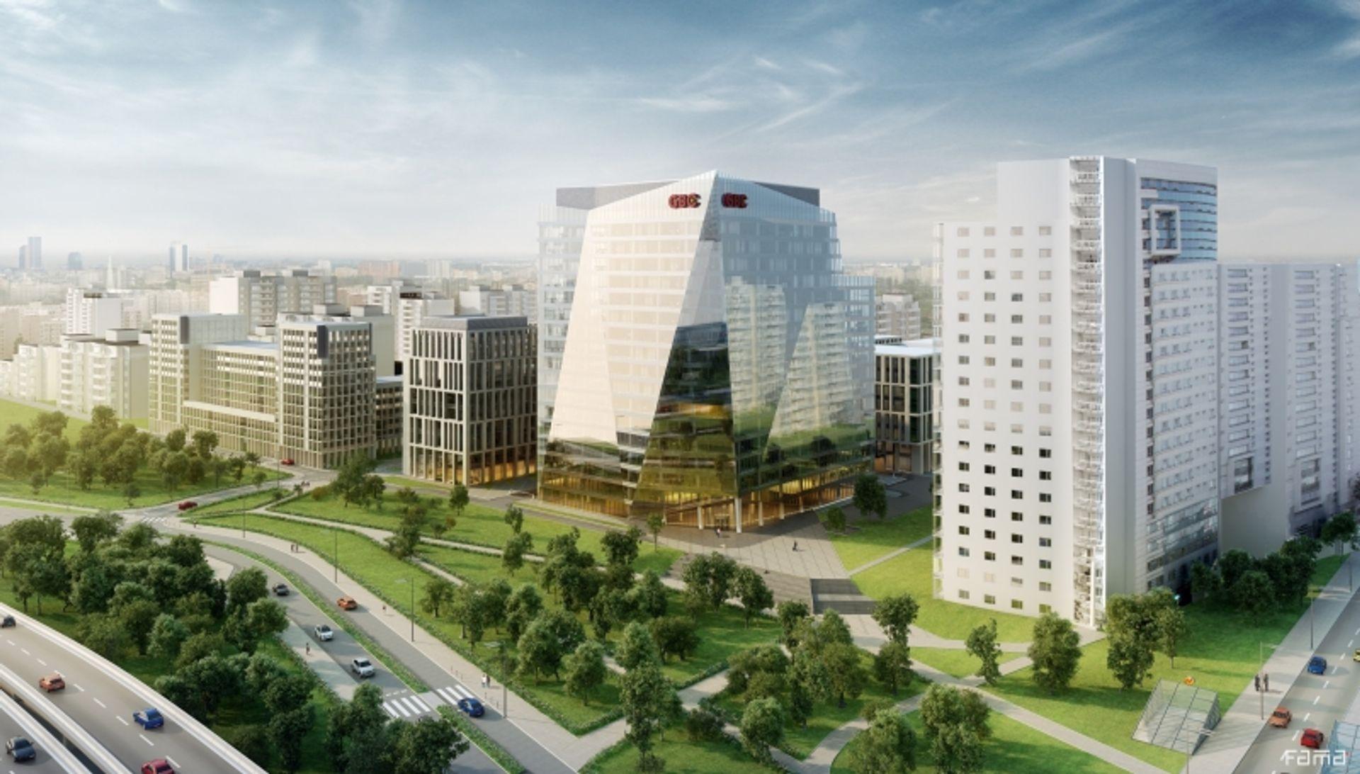 [Warszawa] JLL zarządcą biurowca Gdański Business Center w Warszawie