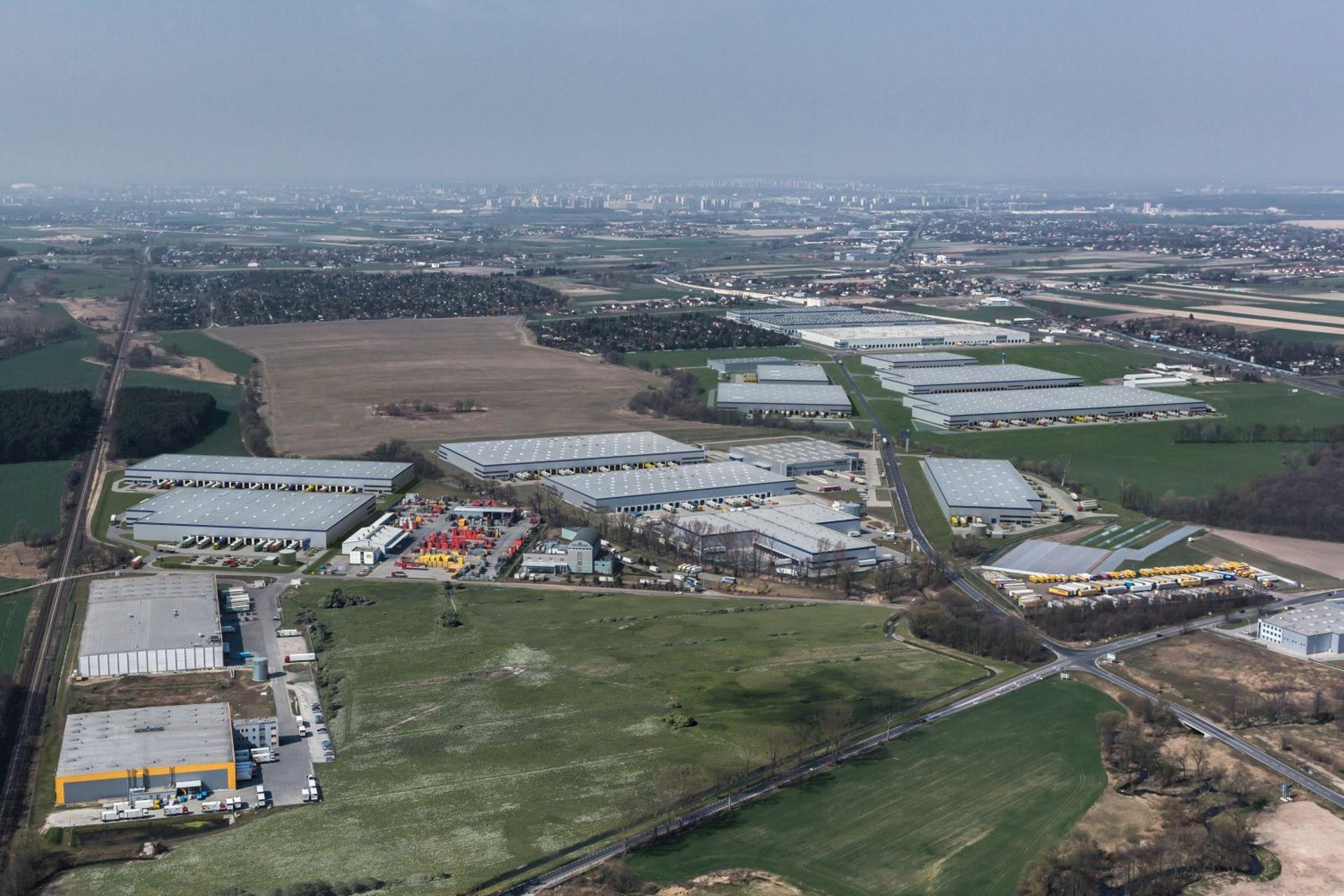 [wielkopolskie] Producent urządzeń magazynowych wynajął powierzchnię w Panattoni Park Poznań VII