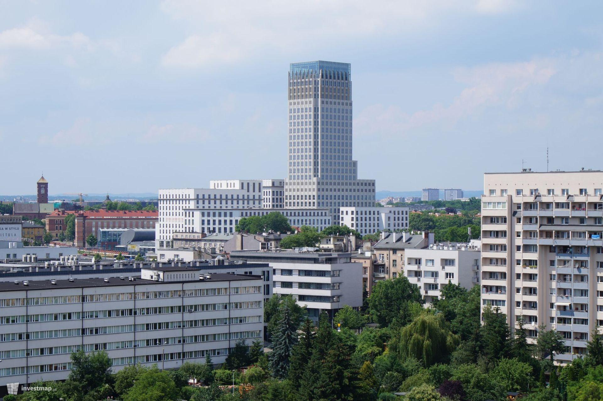 Kraków: Unity Centre wciąż stoi puste, ale ma się to zmienić