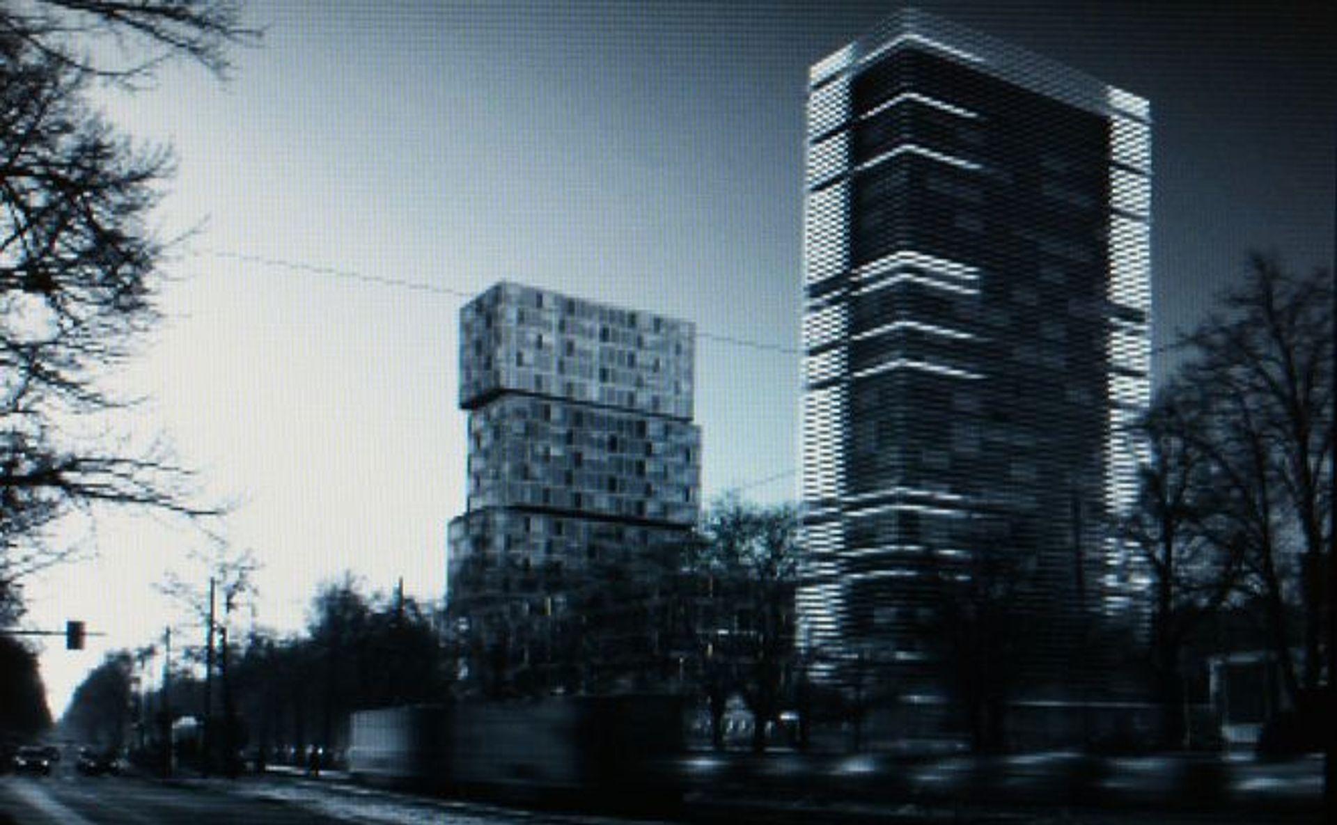 [Wrocław] 3 mln euro kary za dziurę pomiędzy Sky Tower a Hotelem Wrocław