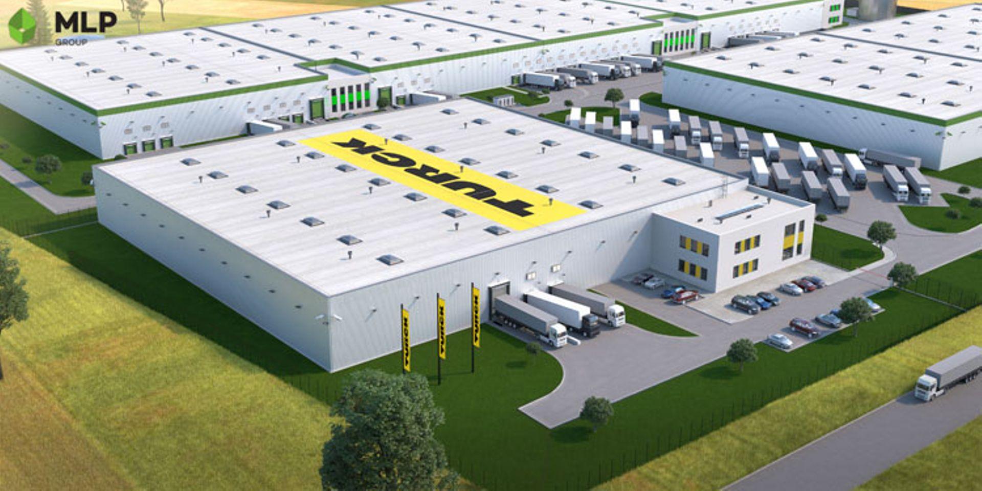Lublin:  Turck wybuduje pierwszą fabrykę w Polsce