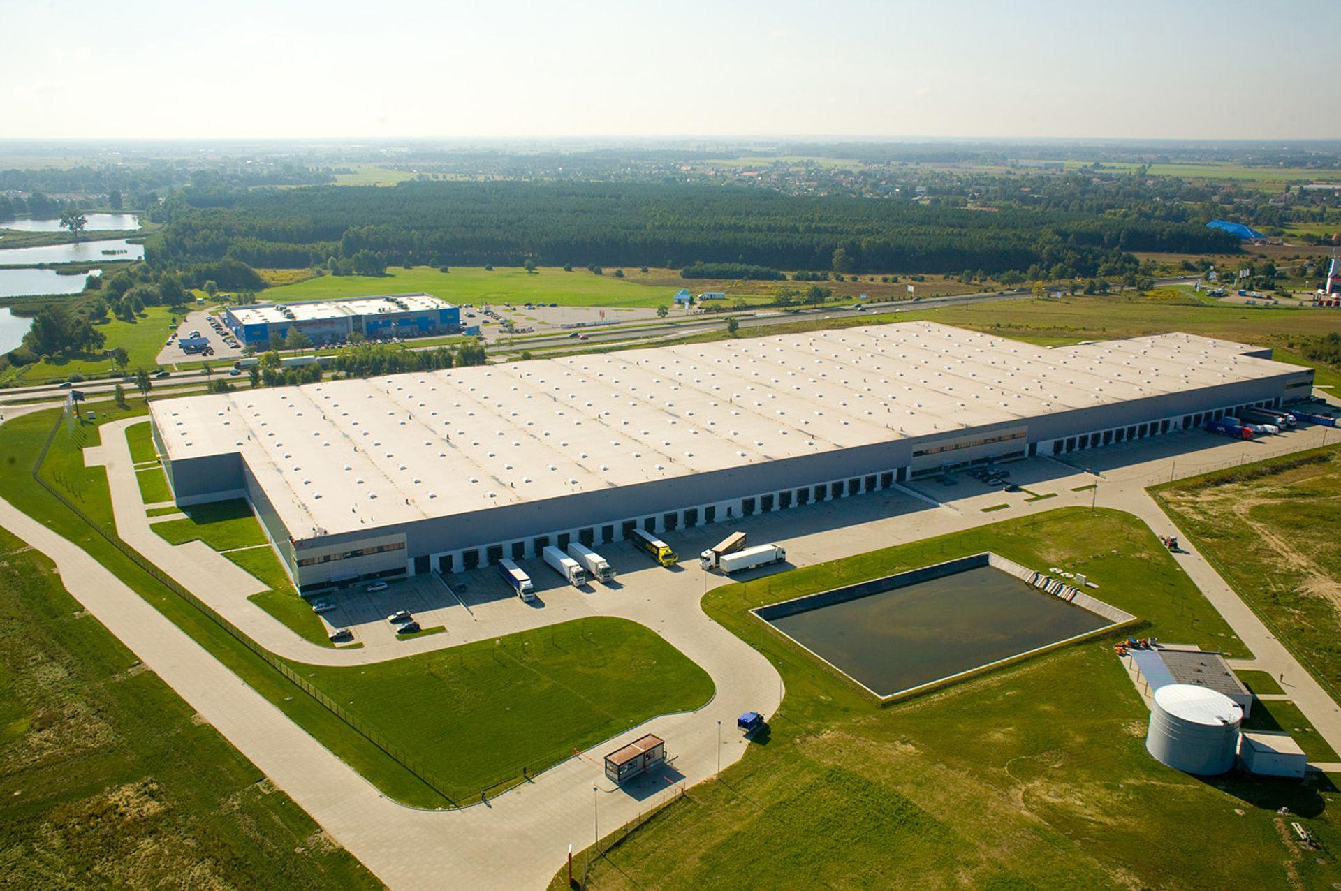 [Warszawa] Okolice Warszawy – największy hub logistyczny w Polsce i Europie Środkowo-Wschodniej