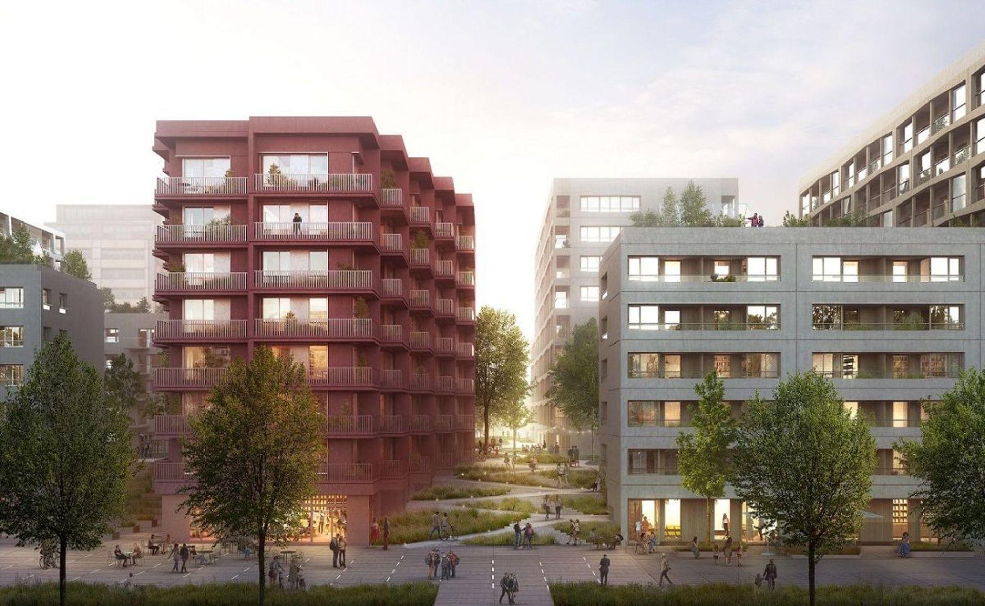 Echo Investment wybuduje na Mokotowie nowe osiedle z ponad 1200 mieszkaniami